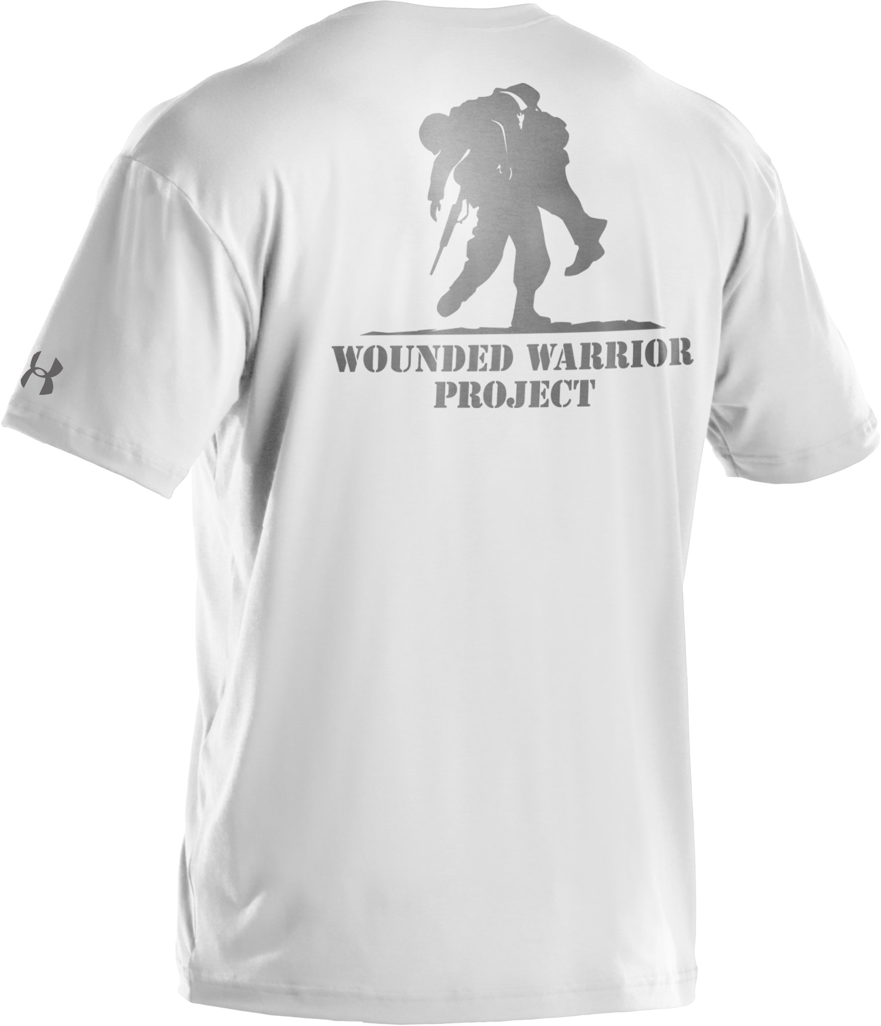 Men's WWP Graphic Short Sleeve T-Shirt, White,