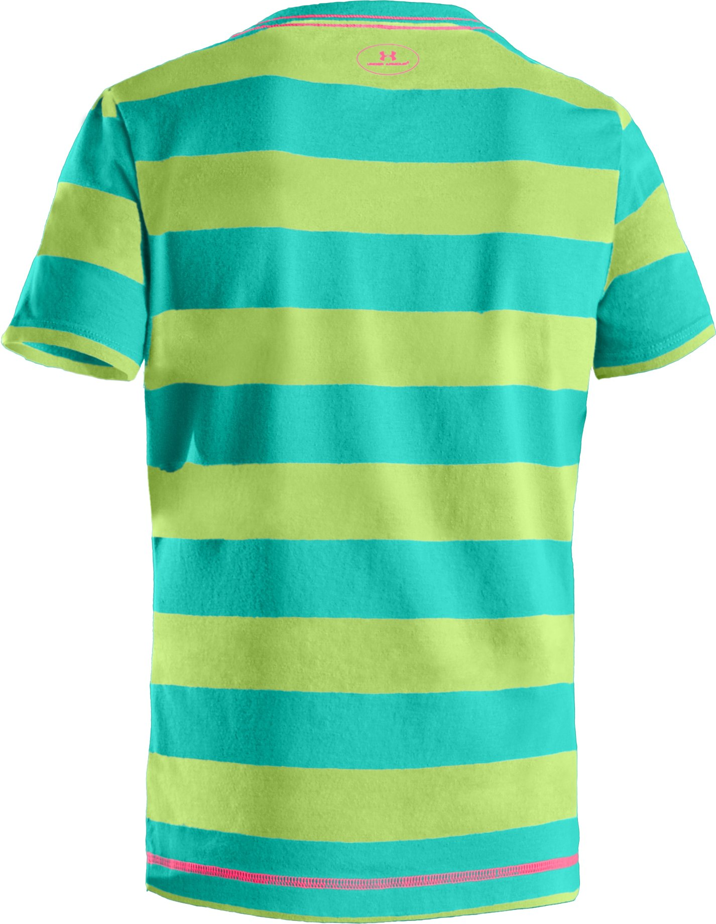 Girls' Charged Cotton® T-Shirt, Jade River