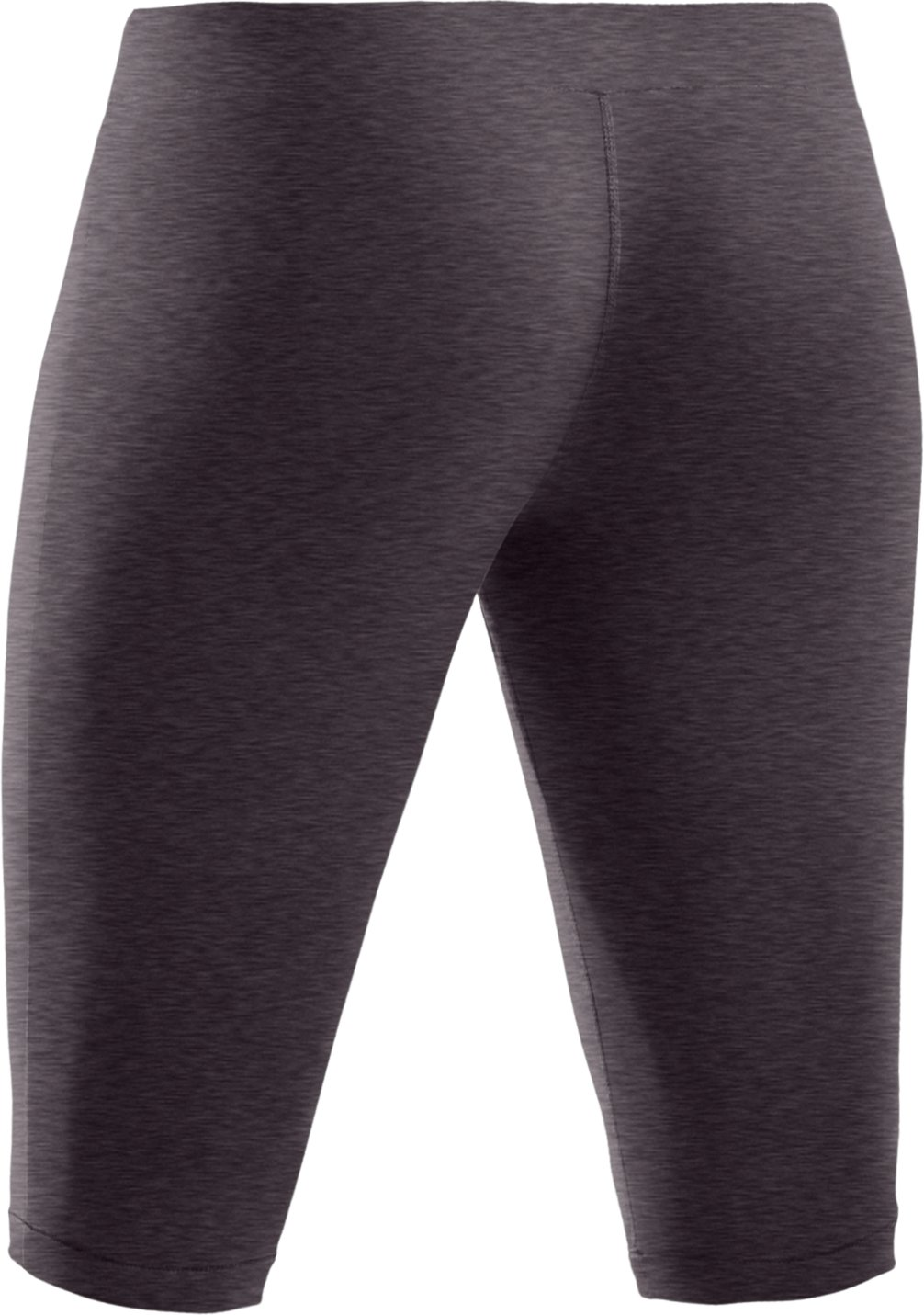 "Women's HeatGear® Touch 12"" Shorts, Carbon Heather"