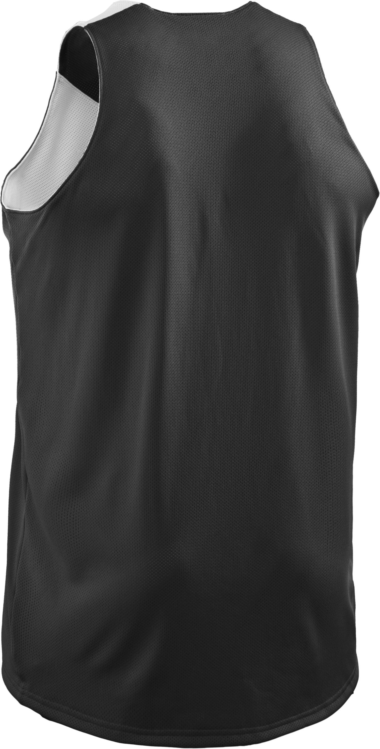 Men's Repeat Reversible Basketball Jersey, Black