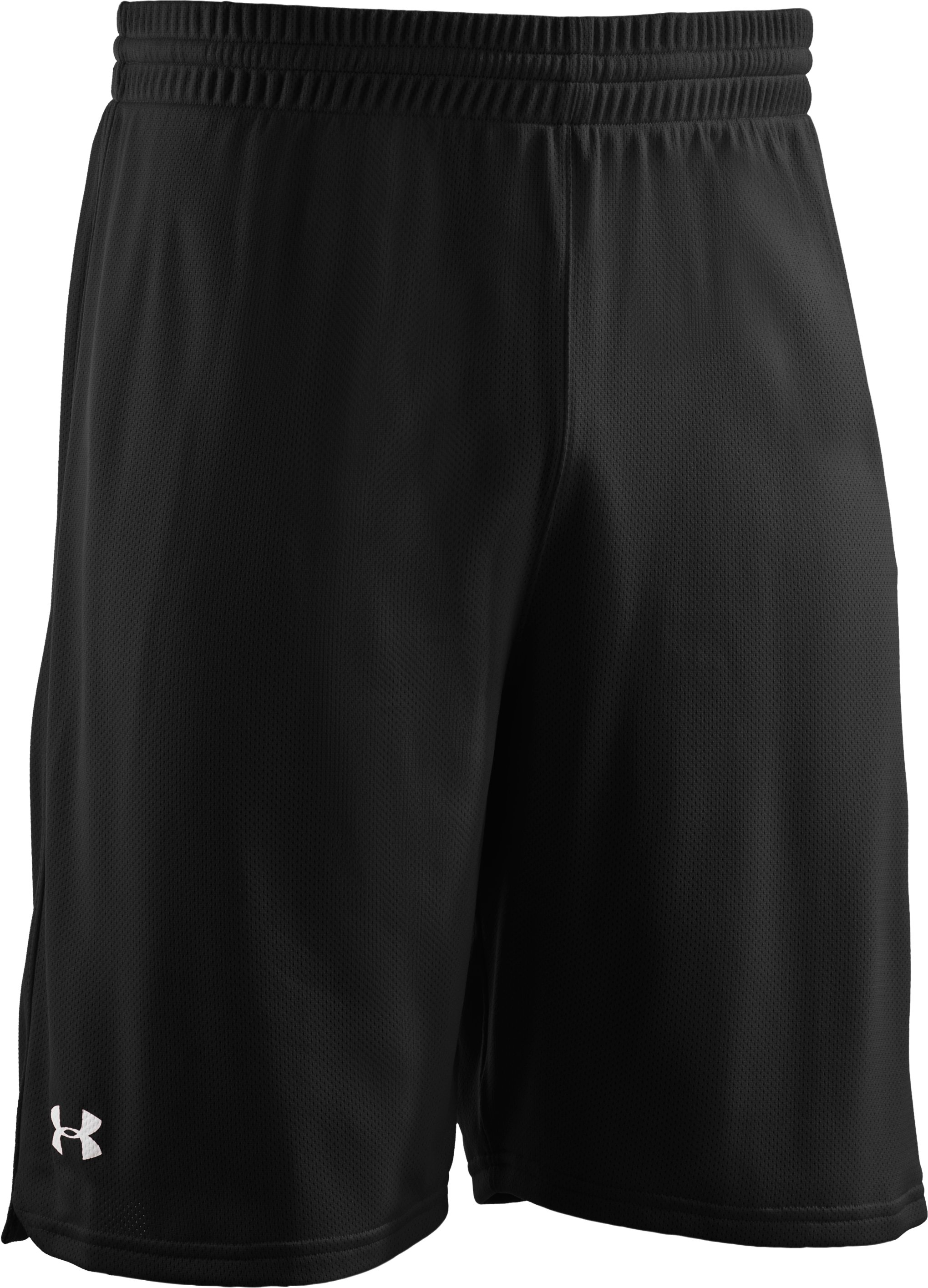 "Men's Dominate 10"" Basketball Shorts, Black"
