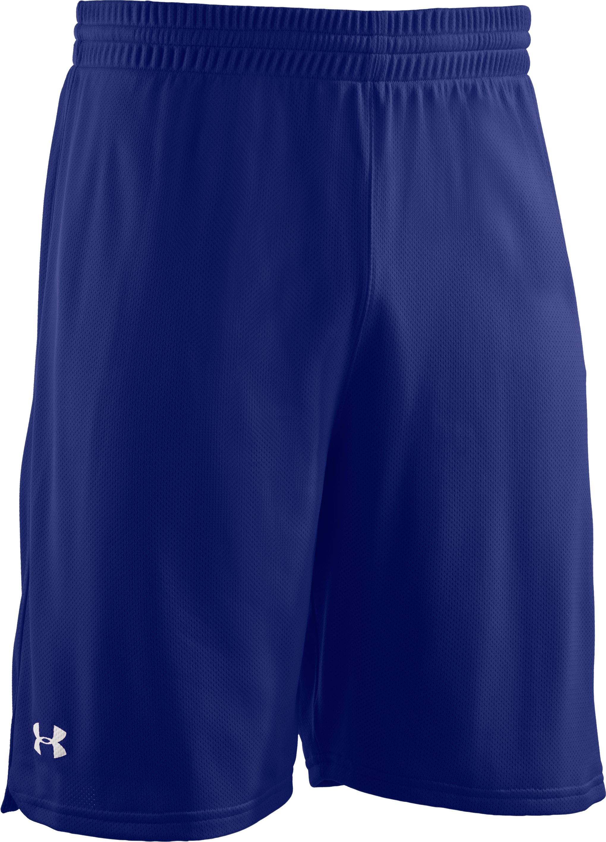 "Men's Dominate 10"" Basketball Shorts, Royal"