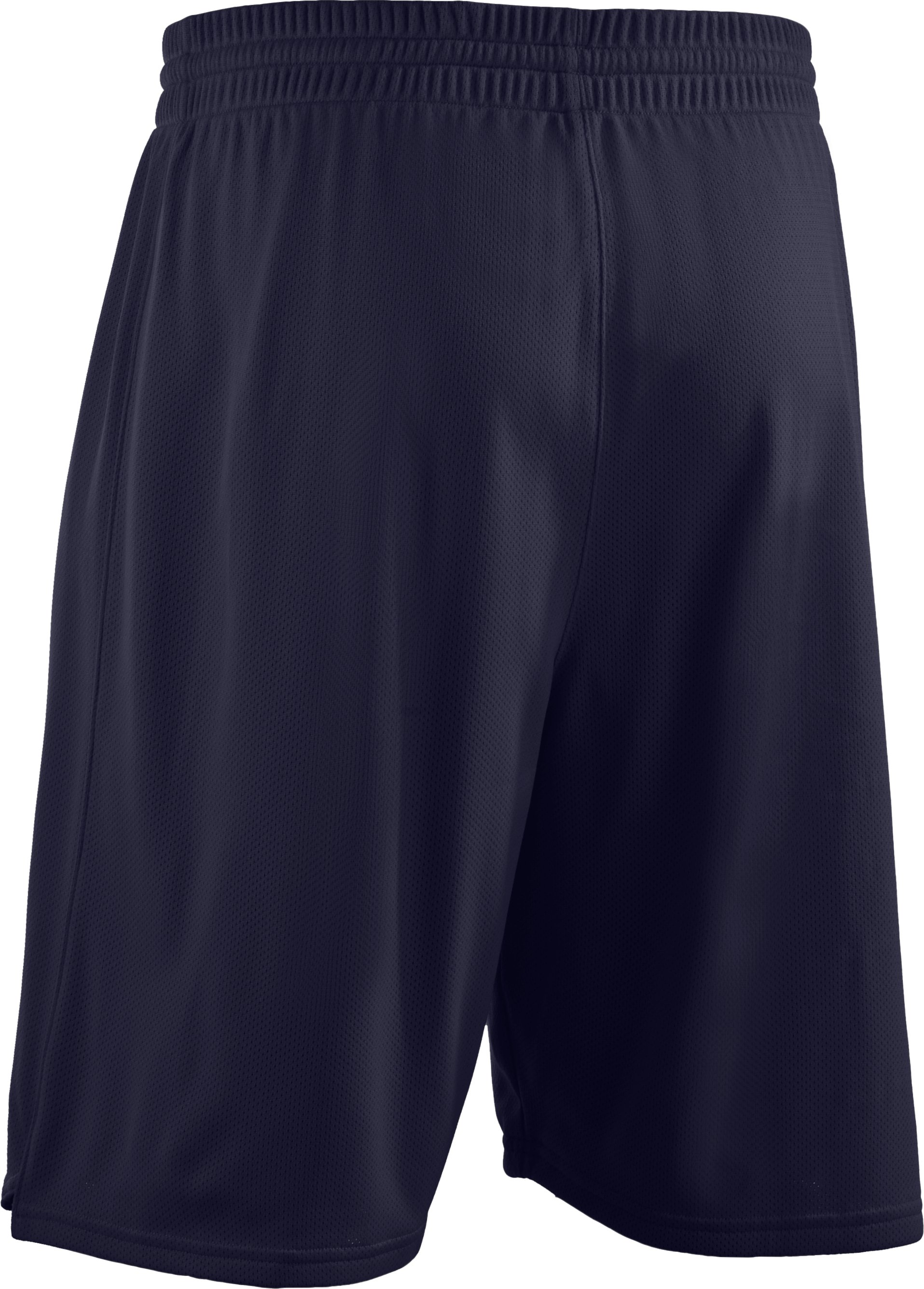 "Men's Dominate 10"" Basketball Shorts, Midnight Navy, undefined"