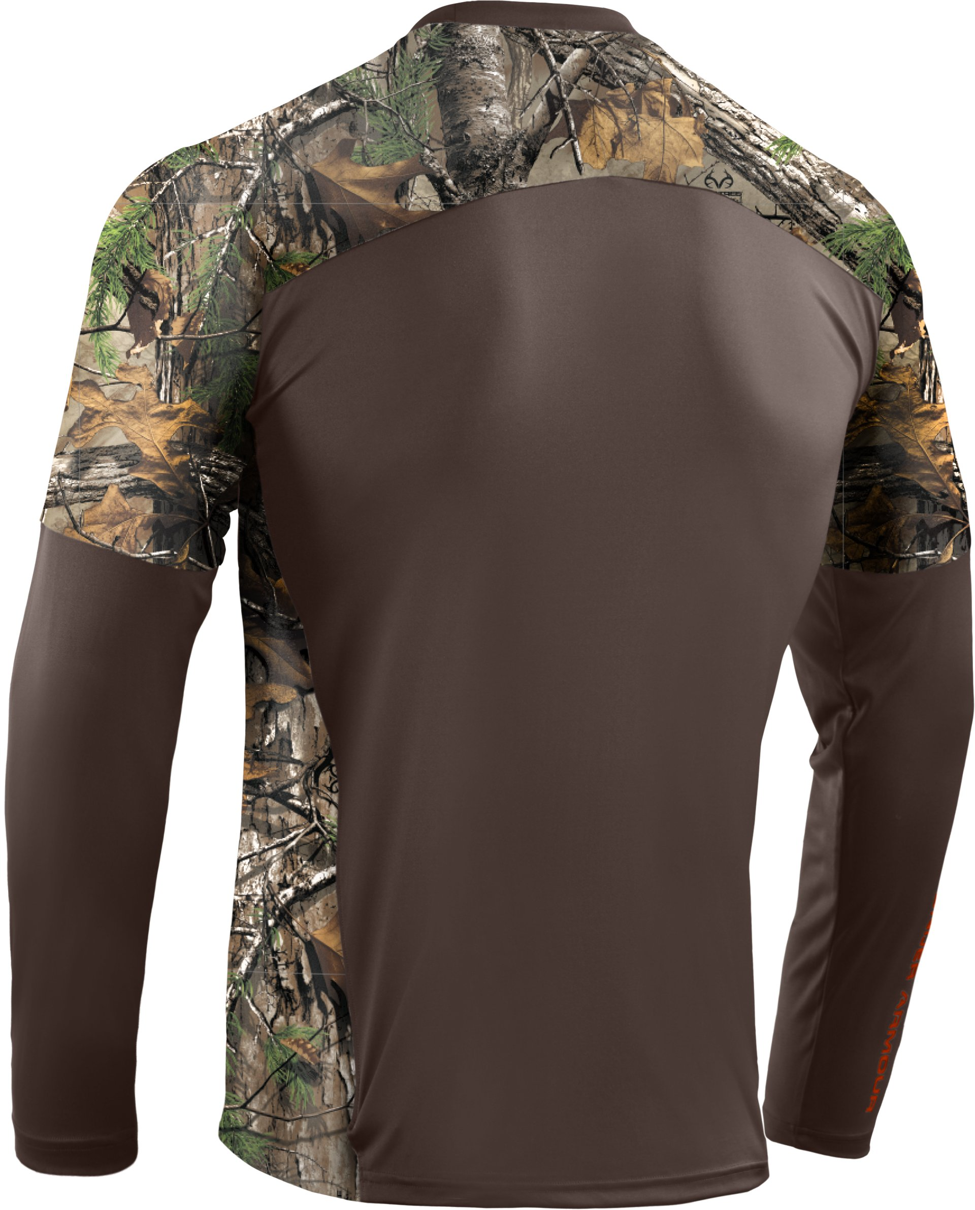 Men's Wylie Long Sleeve Hunting Shirt, Timber,