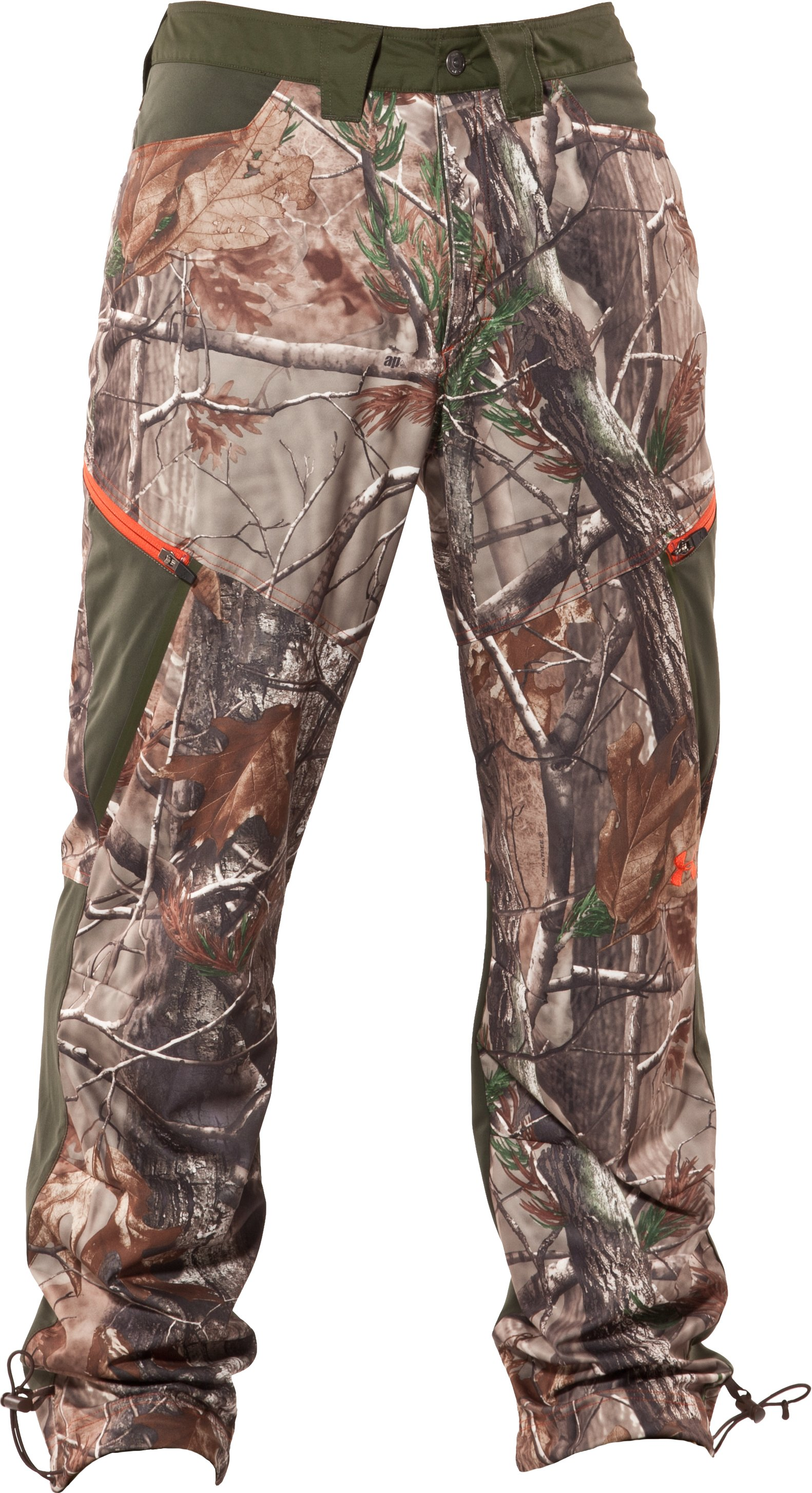 Men's UA Scent Control Early Season Hunting Pants, Realtree AP, undefined