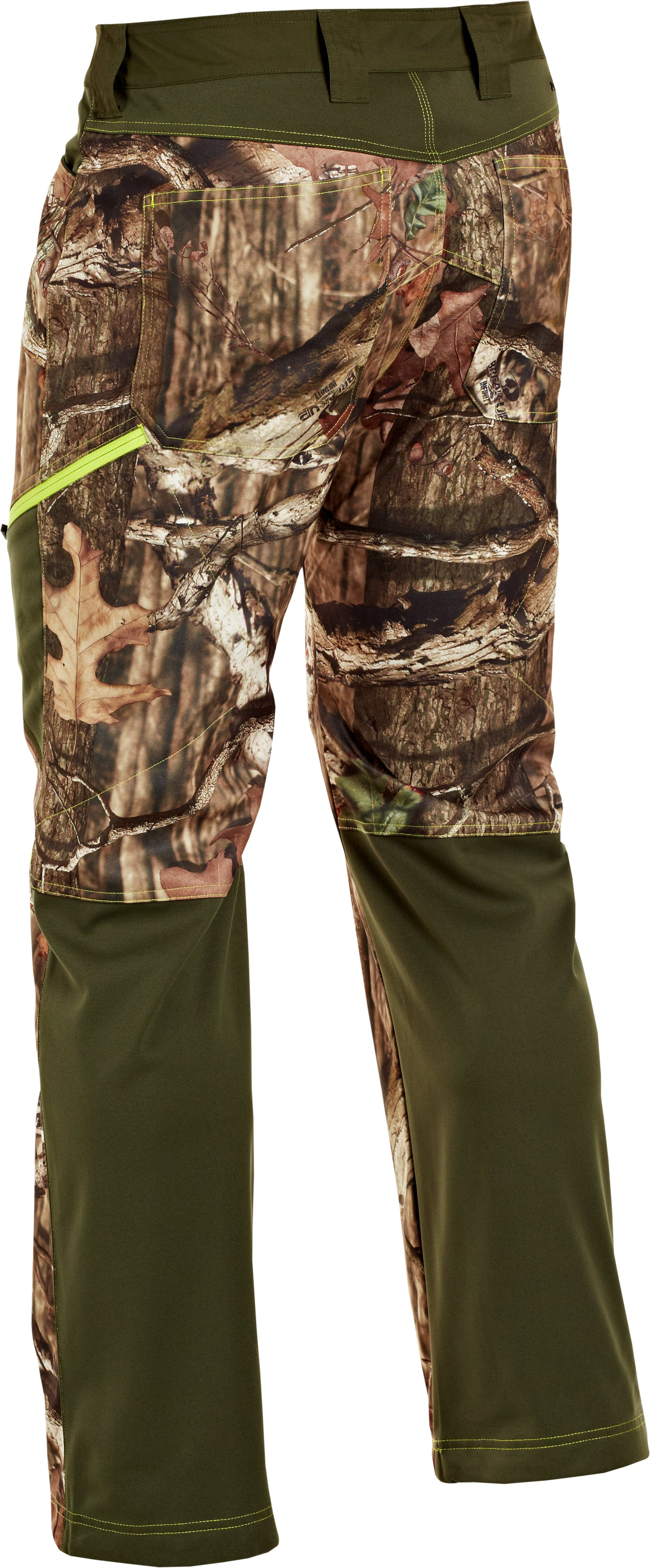 Men's UA Scent Control Early Season Hunting Pants, Mossy Oak Break-Up Infinity