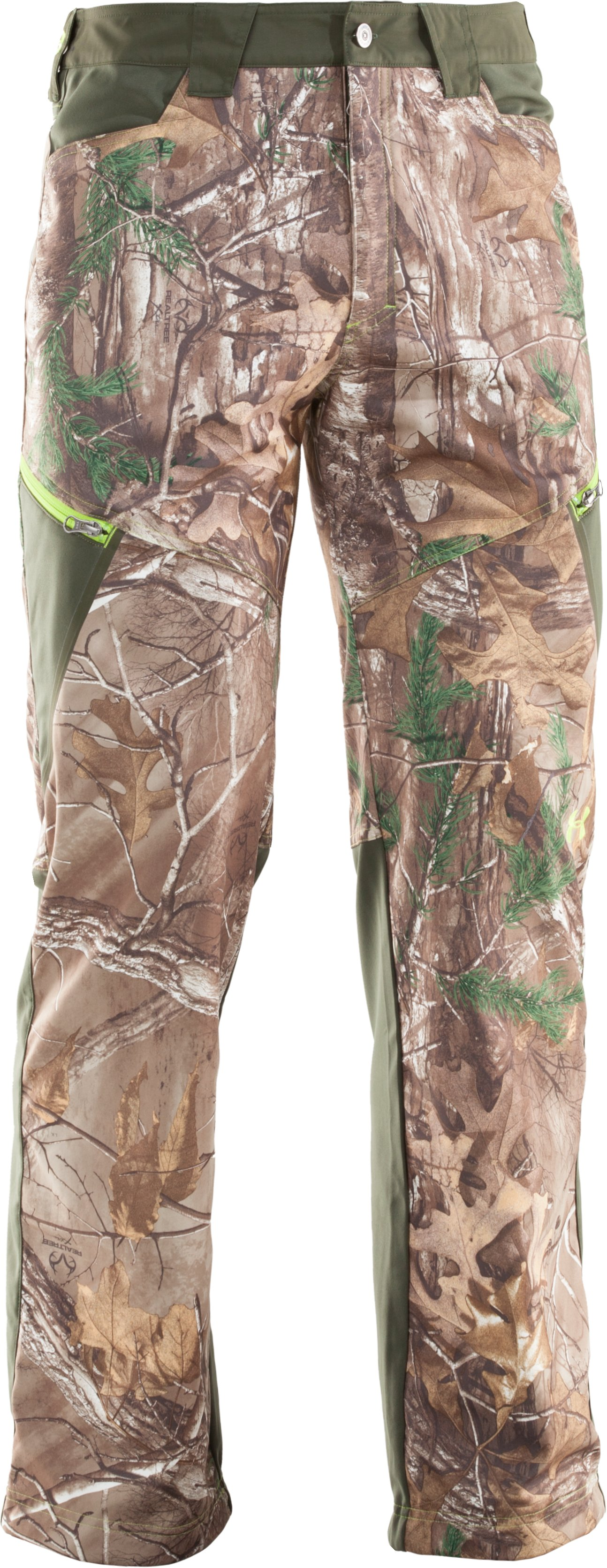 Men's UA Scent Control Early Season Hunting Pants, REALTREE AP-XTRA, undefined