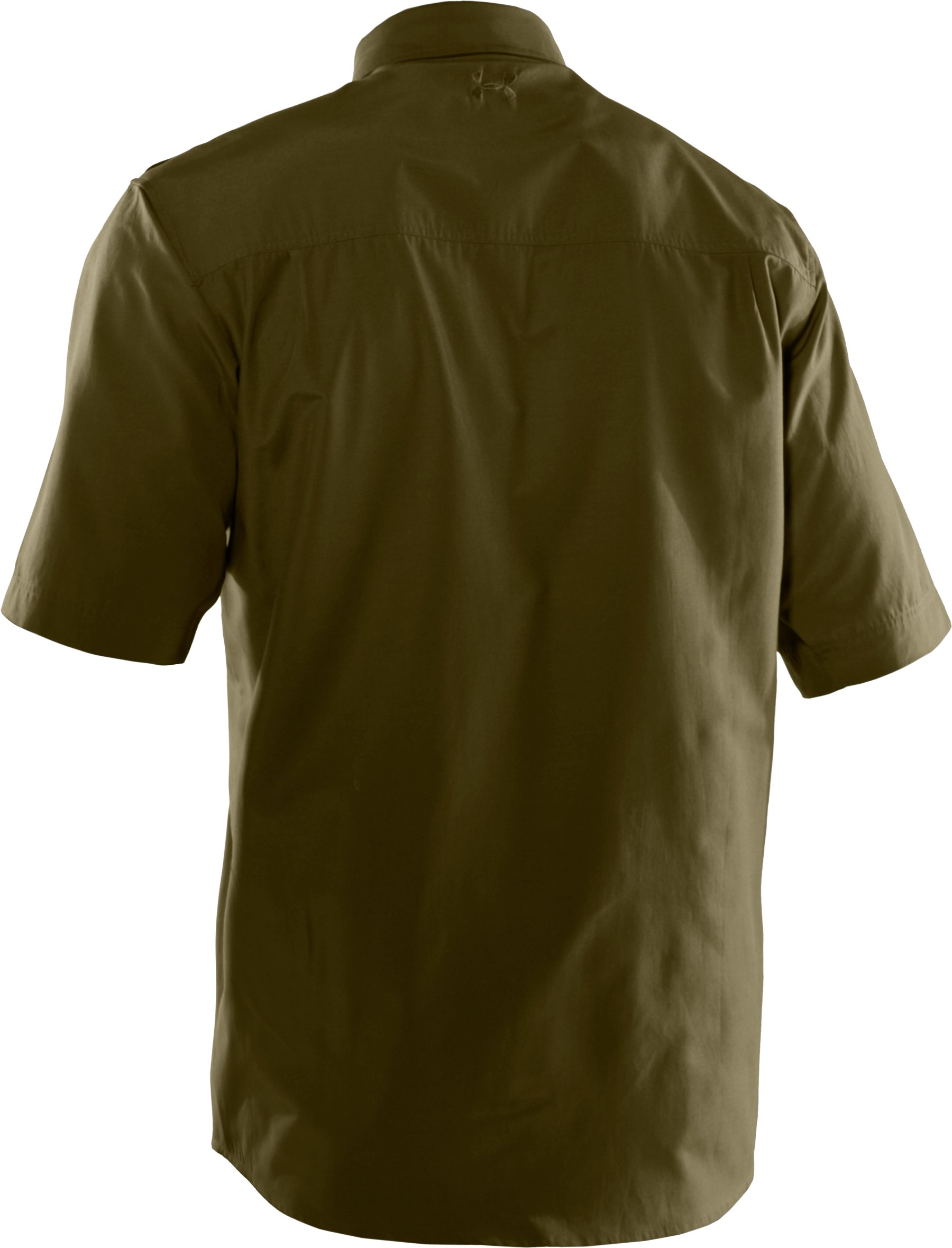 Men's Counter Short Sleeve Tactical Shirt, Marine OD Green,