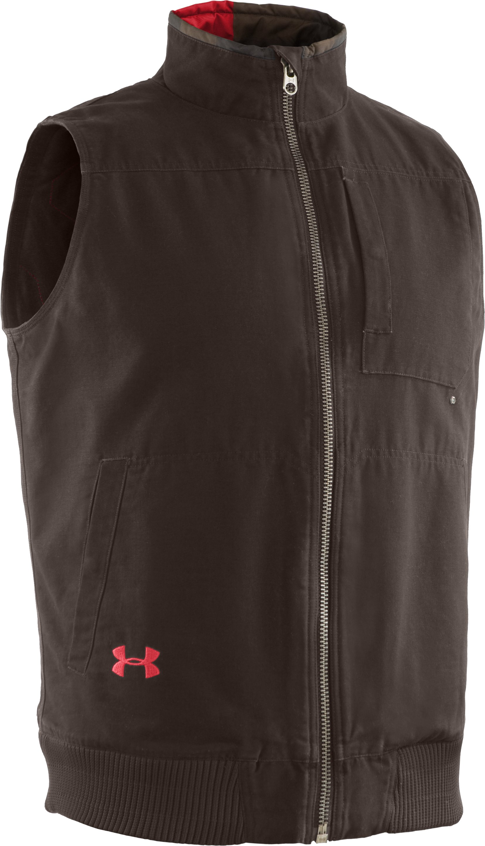 Men's Quilted Vest, Bureau