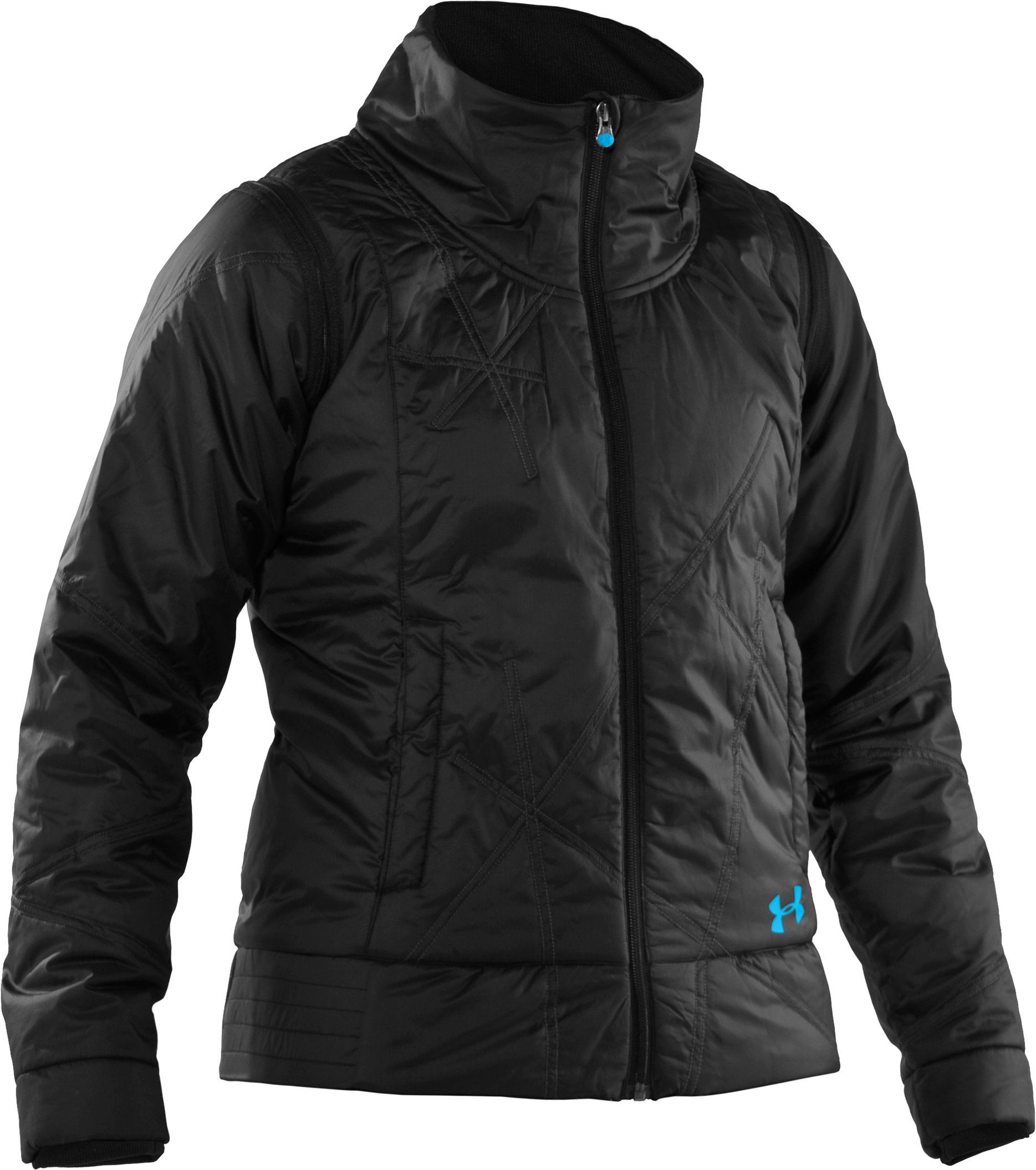 Women's Choice ArmourLoft® Jacket II, Black ,