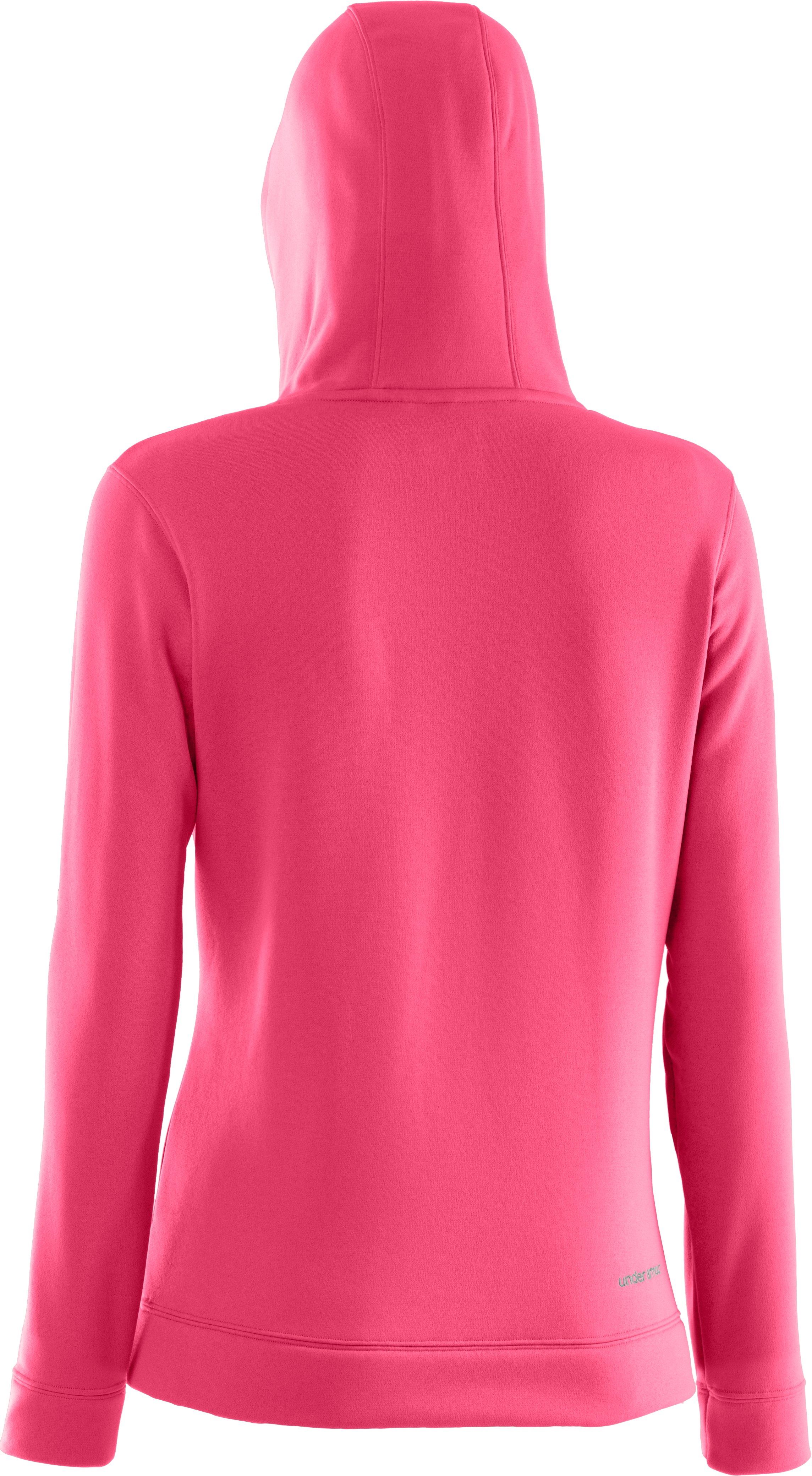 Women's  UA Storm Tackle Twill Hoodie, Perfection, undefined