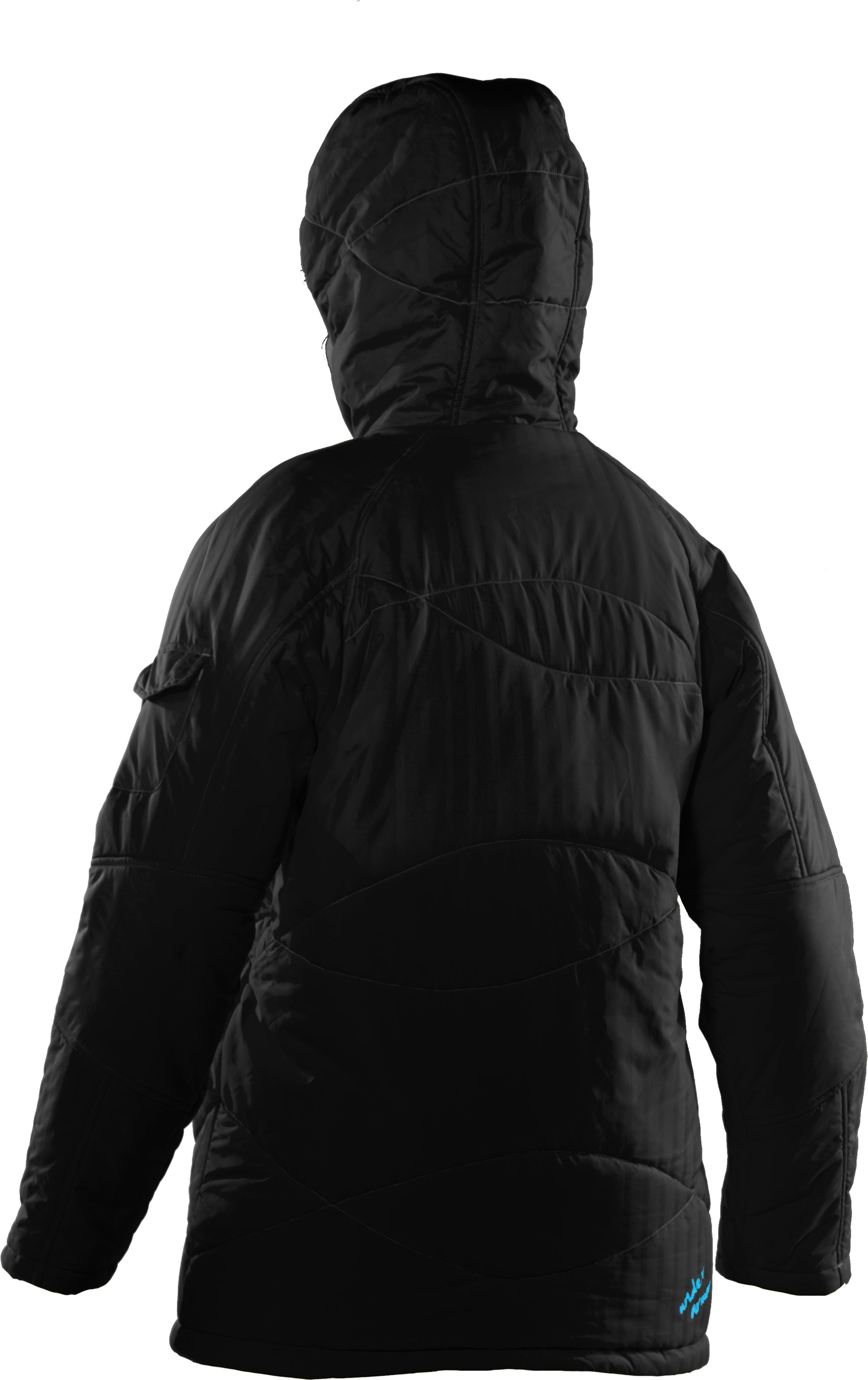 Women's ArmourLoft® Jacket II, Black , undefined