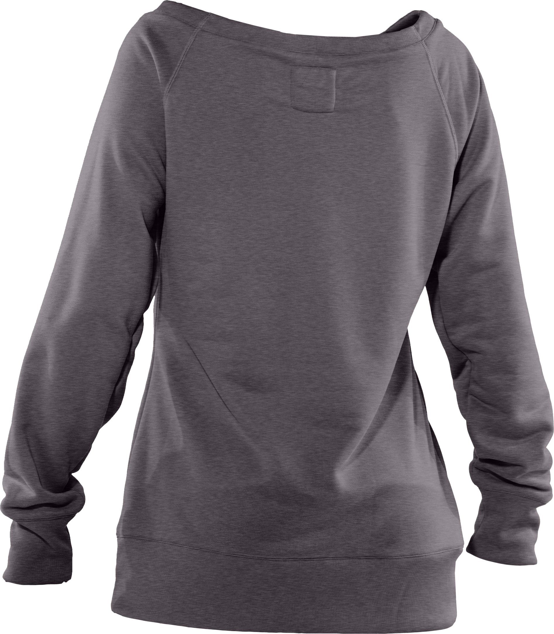Women's Varsity Sweatshirt, Carbon Heather