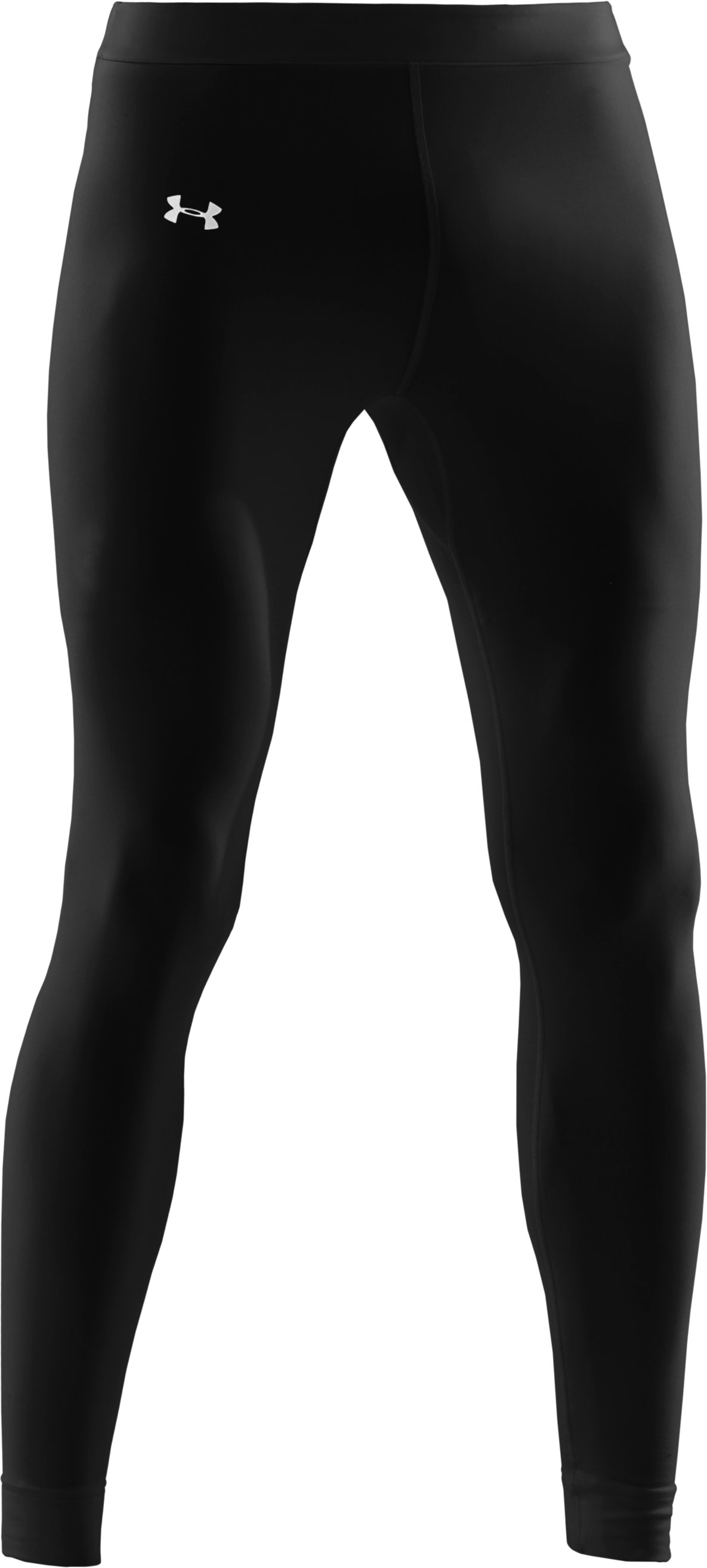 Men's UA EVO ColdGear® Compression Leggings, Black