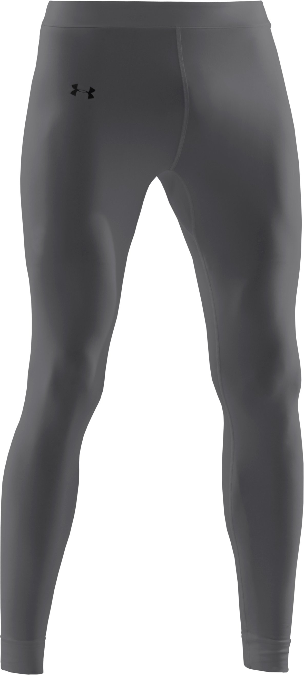 Men's UA EVO ColdGear® Compression Leggings, Graphite