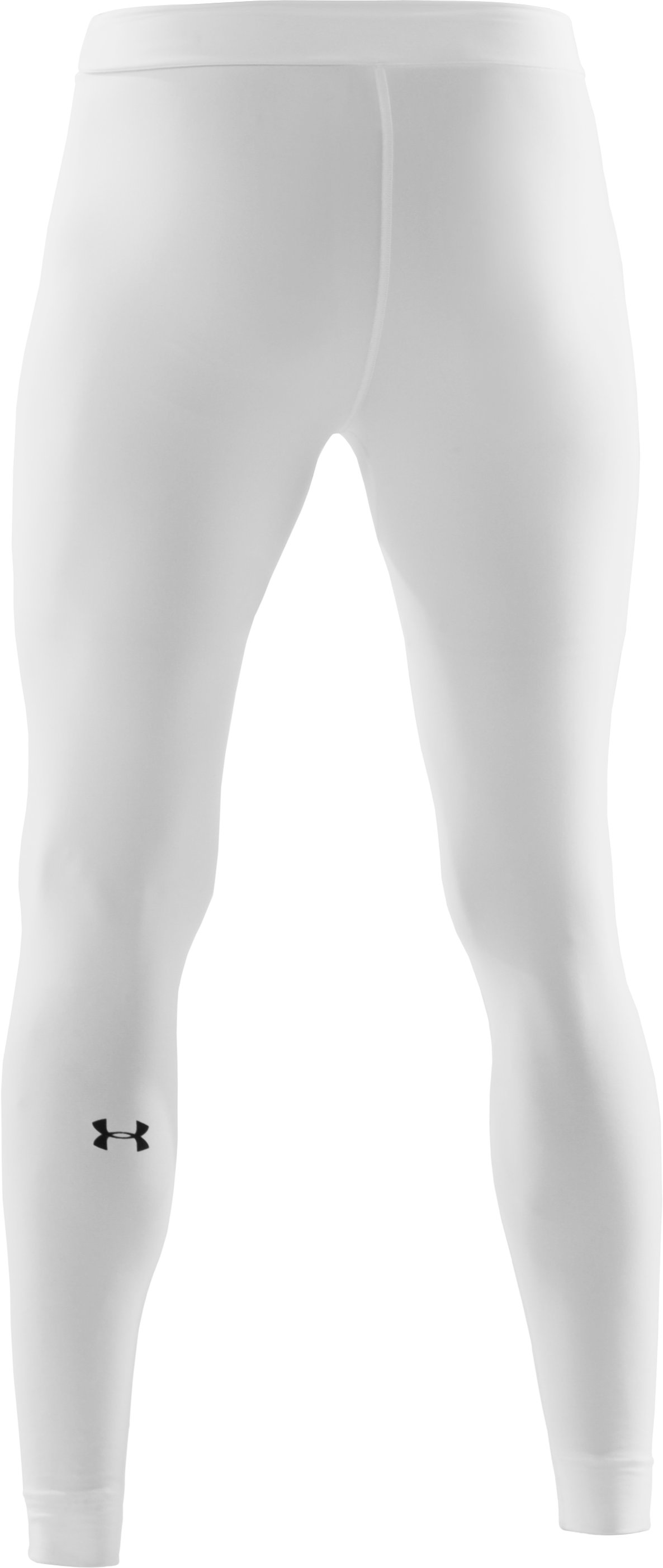 Men's UA EVO ColdGear® Compression Leggings, White