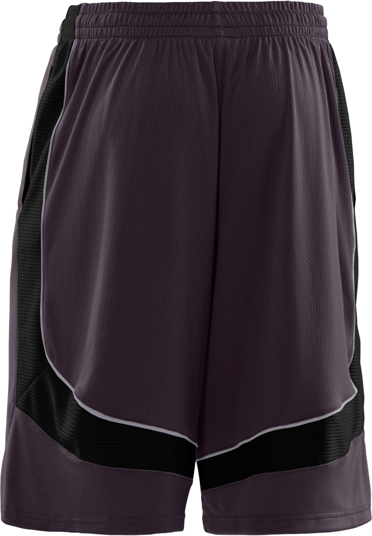 "Men's 12"" Flow Basketball Shorts, Charcoal"