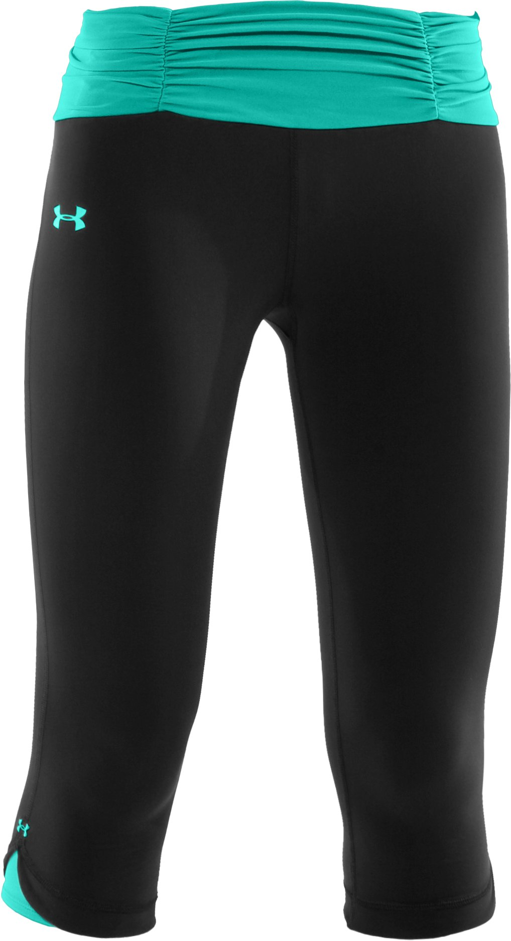Women's Shatter II Capri Pants, Black