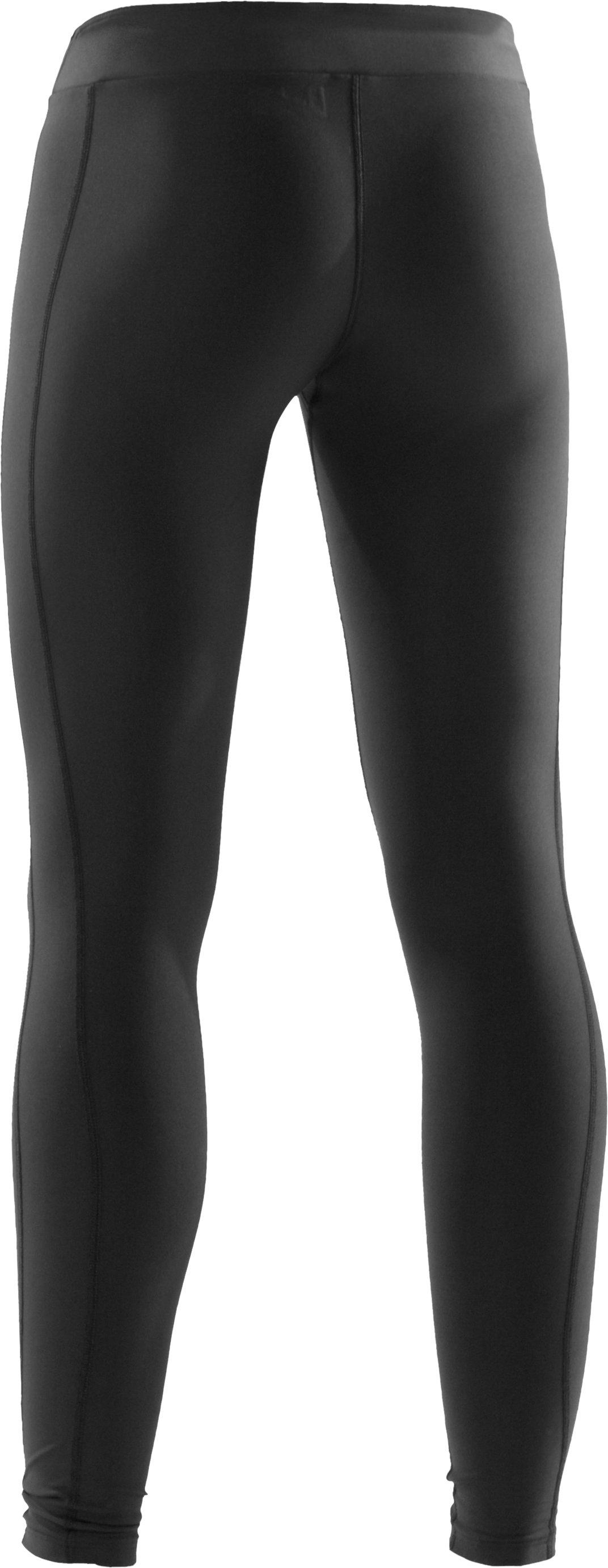 Women's UA ColdGear® Compression Leggings, Black