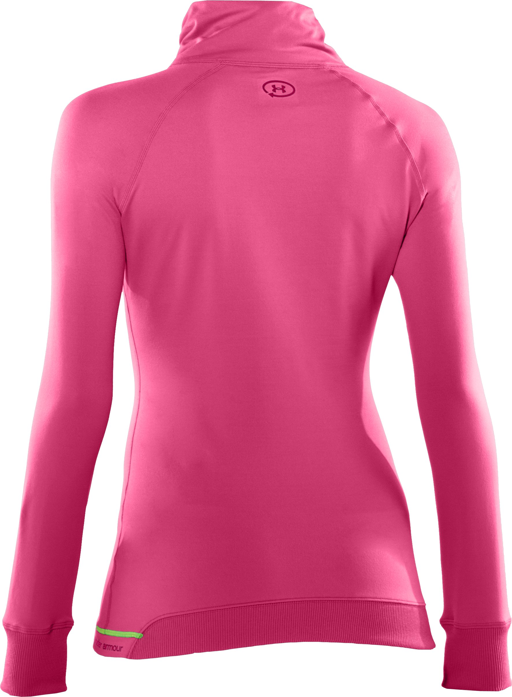 Women's ColdGear® UA Catalyst ¼ Zip Jacket, Crystallize, undefined