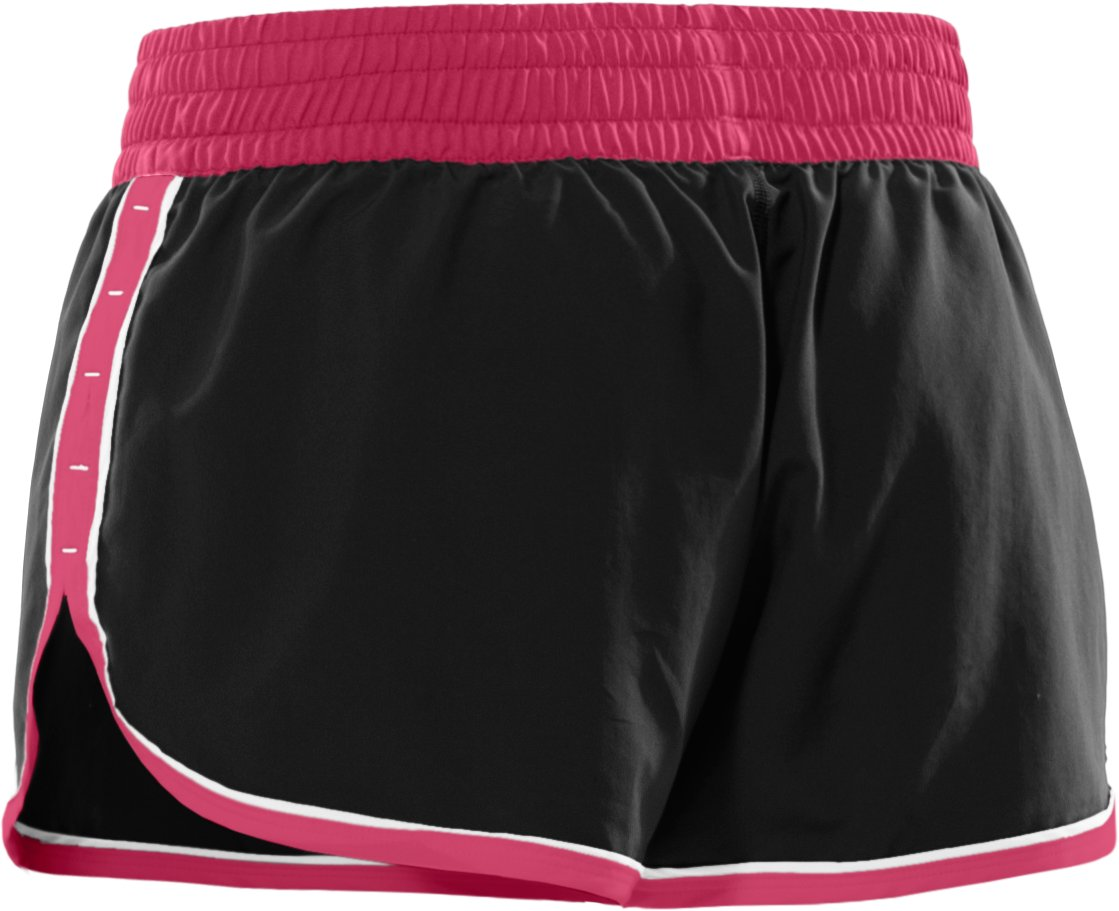 "Women's UA Great Escape 3"" Shorts, Black , undefined"