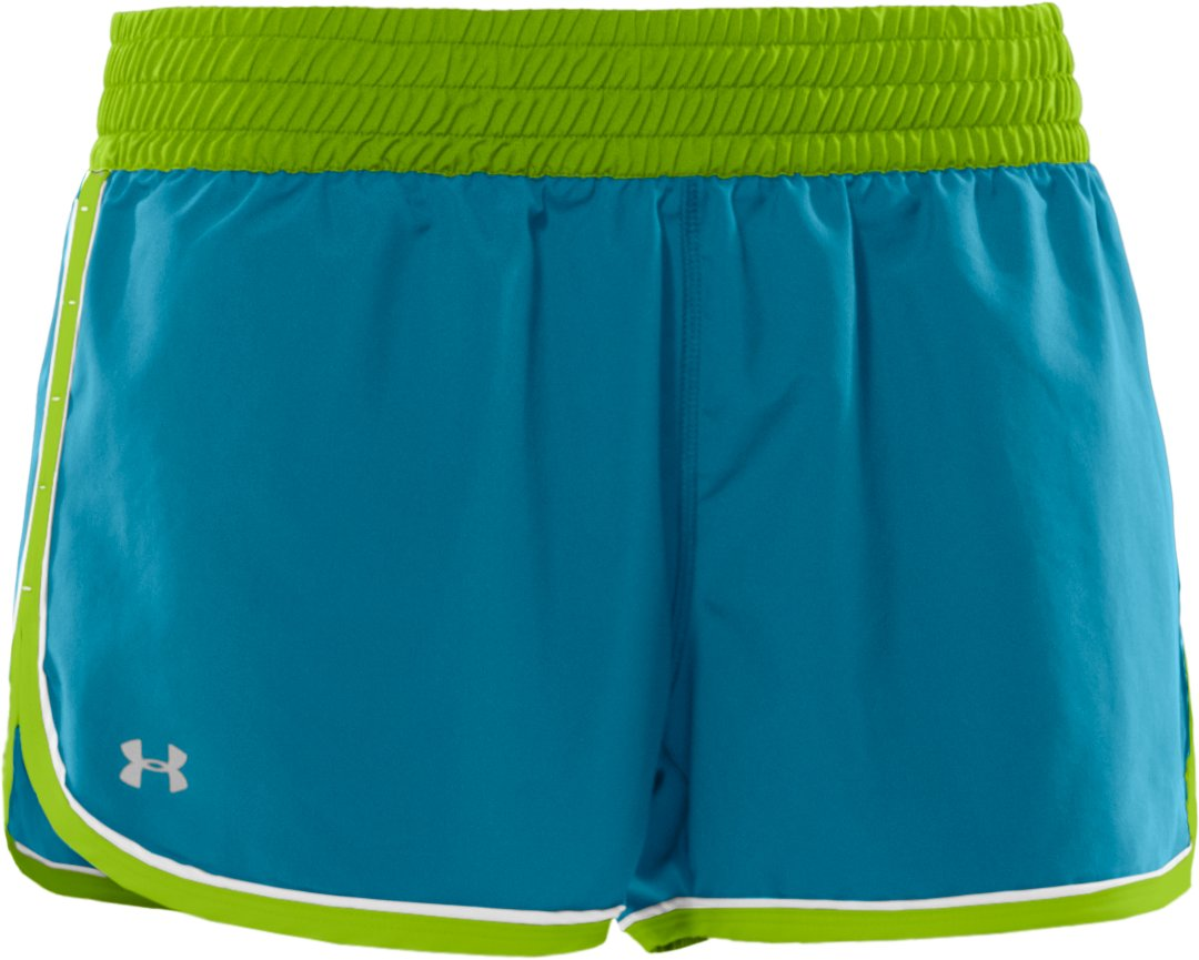"Women's UA Great Escape 3"" Shorts, Break,"
