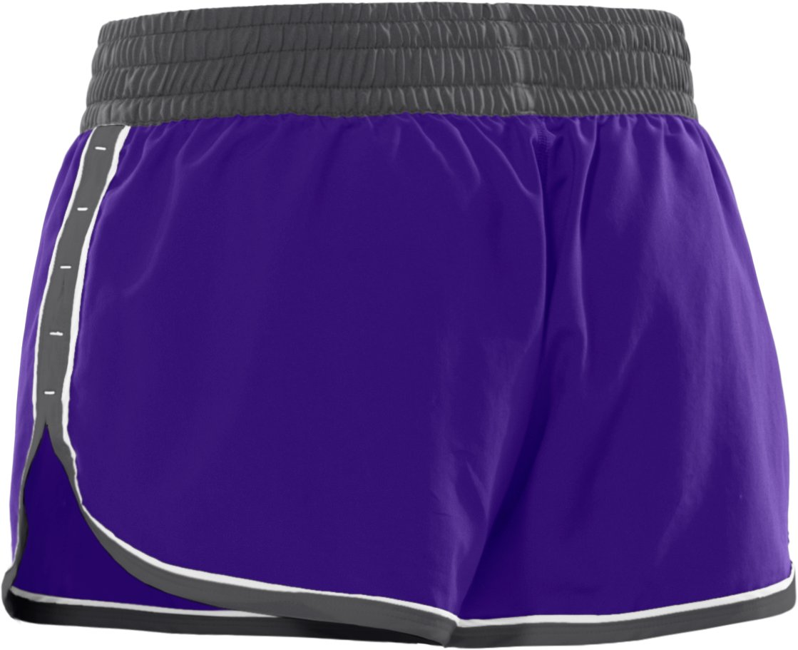 "Women's UA Great Escape 3"" Shorts, Pluto"