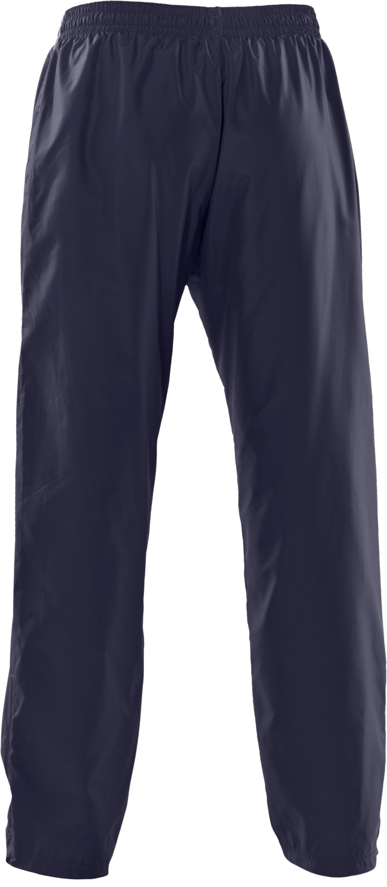 Women's Advance Woven Warm-Up Pants, Midnight Navy, undefined