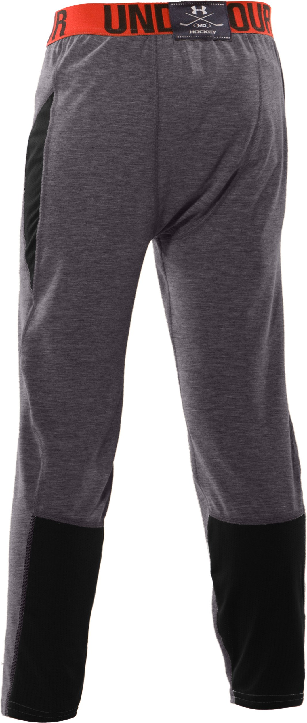 Boys' Hockey UA Tech™ Pants, Carbon Heather, undefined