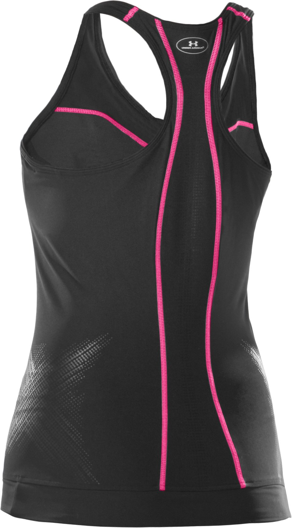 Women's UA Hero Yoga Tank Top, Black ,