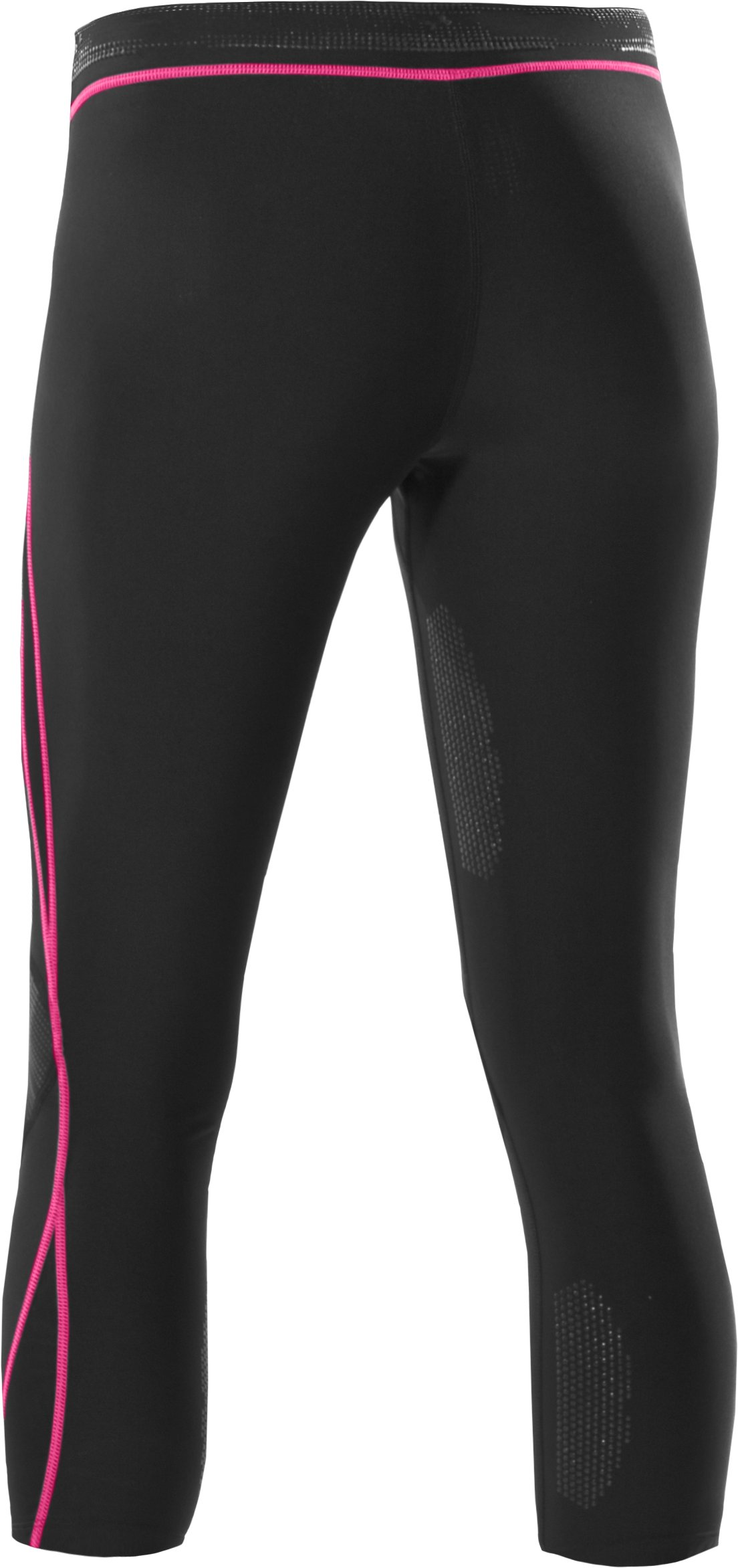 Women's UA Hero Yoga Capri Pants, Black , undefined