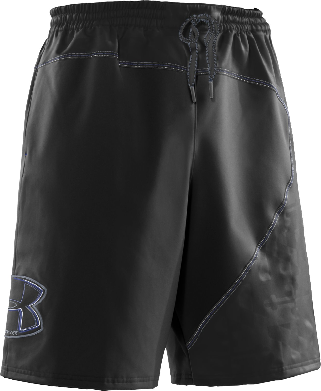 Men's UA Freestyle Shorts, Black