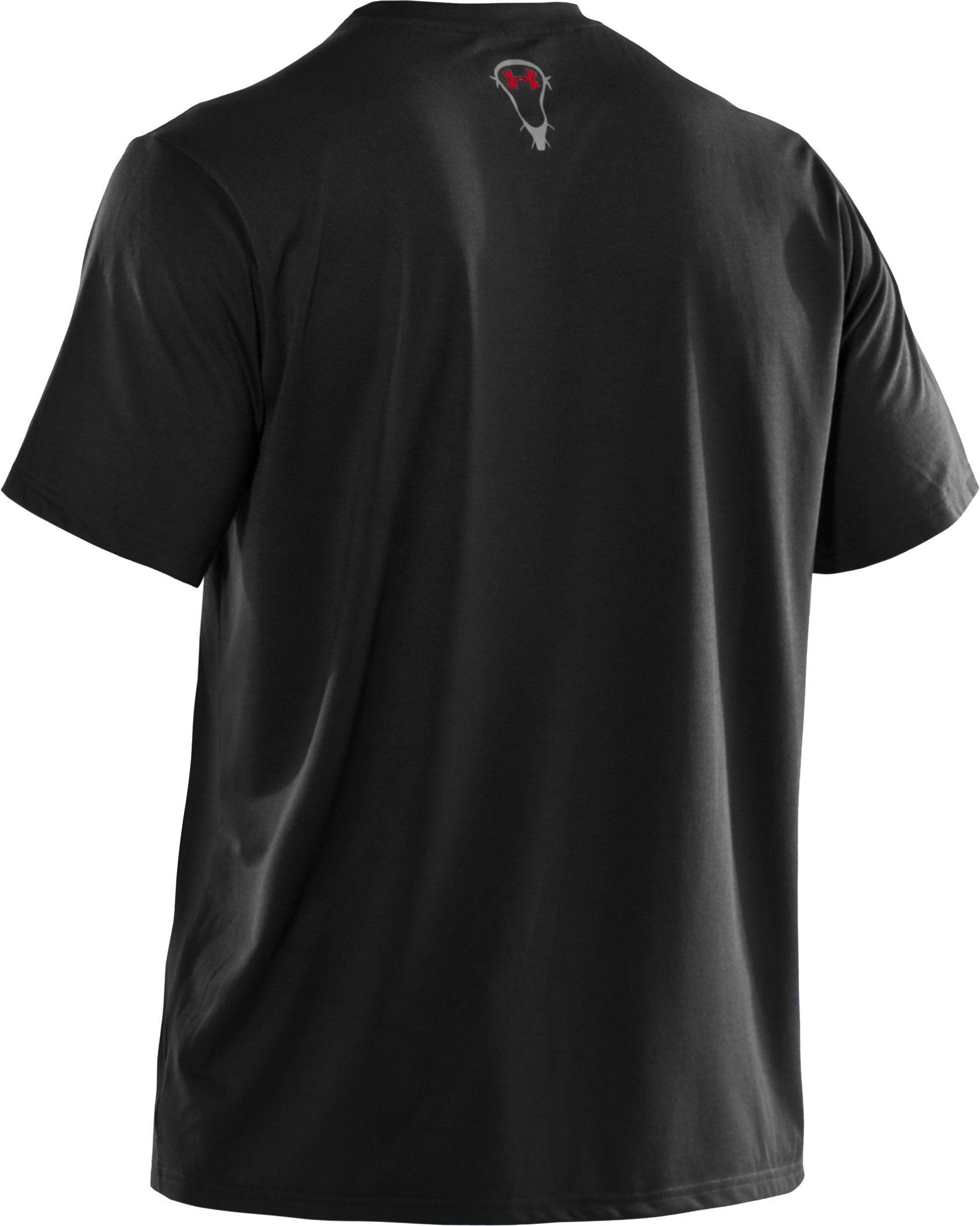 Men's Baltiflage Lacrosse UA Tech™ T-Shirt, Black