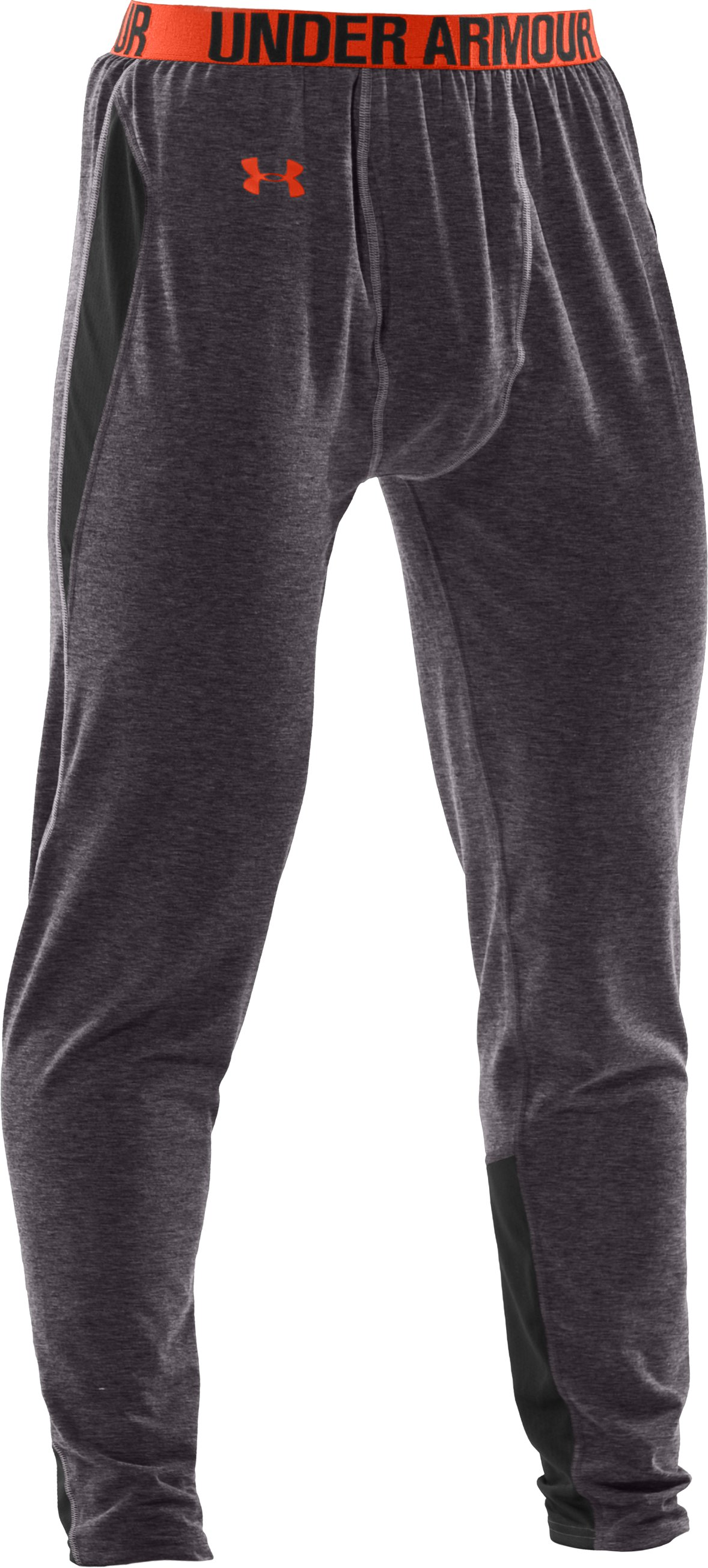 Men's Hockey UA Tech™ Pants, Carbon Heather, undefined