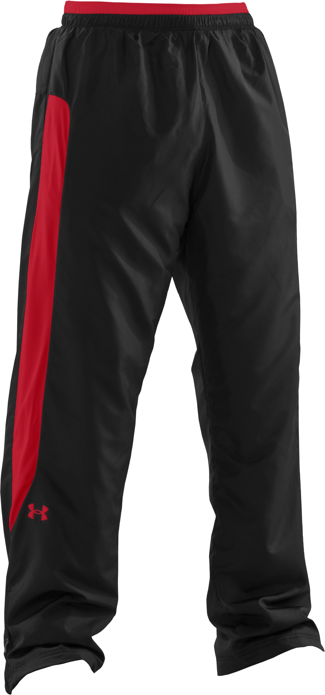 Men's Canuck Hockey Warm-Up Pants, Black