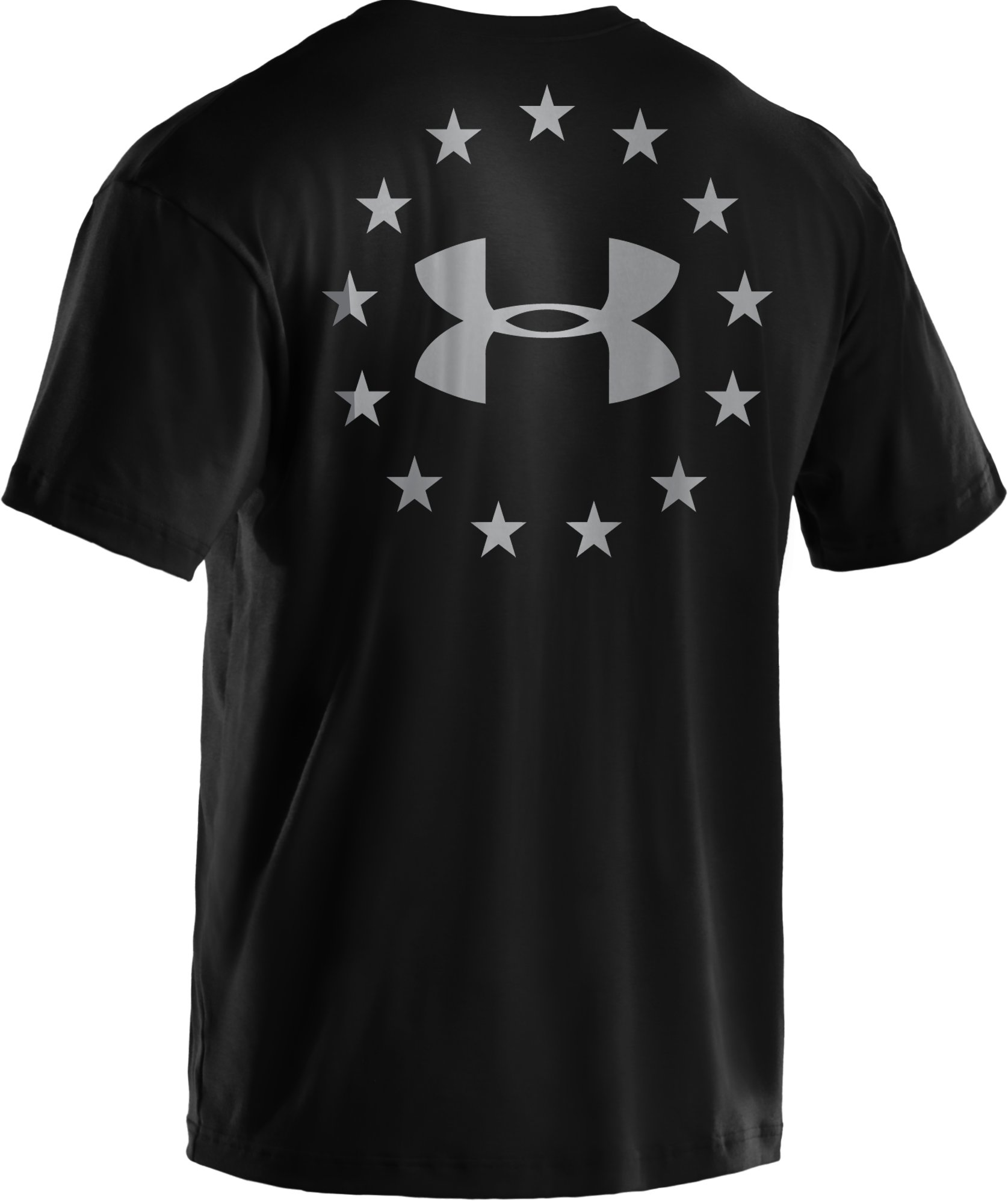 Men's UA Freedom T-Shirt, Black