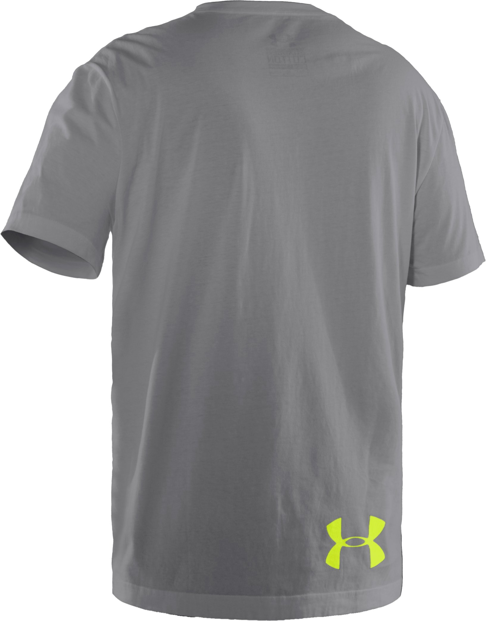 Men's Uplifted Charged Cotton® T-Shirt, Graphite, undefined