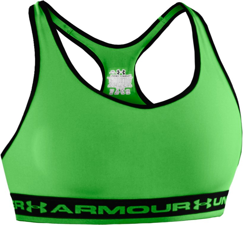 Women's UA Gotta Have It Sports Bra, Lizard