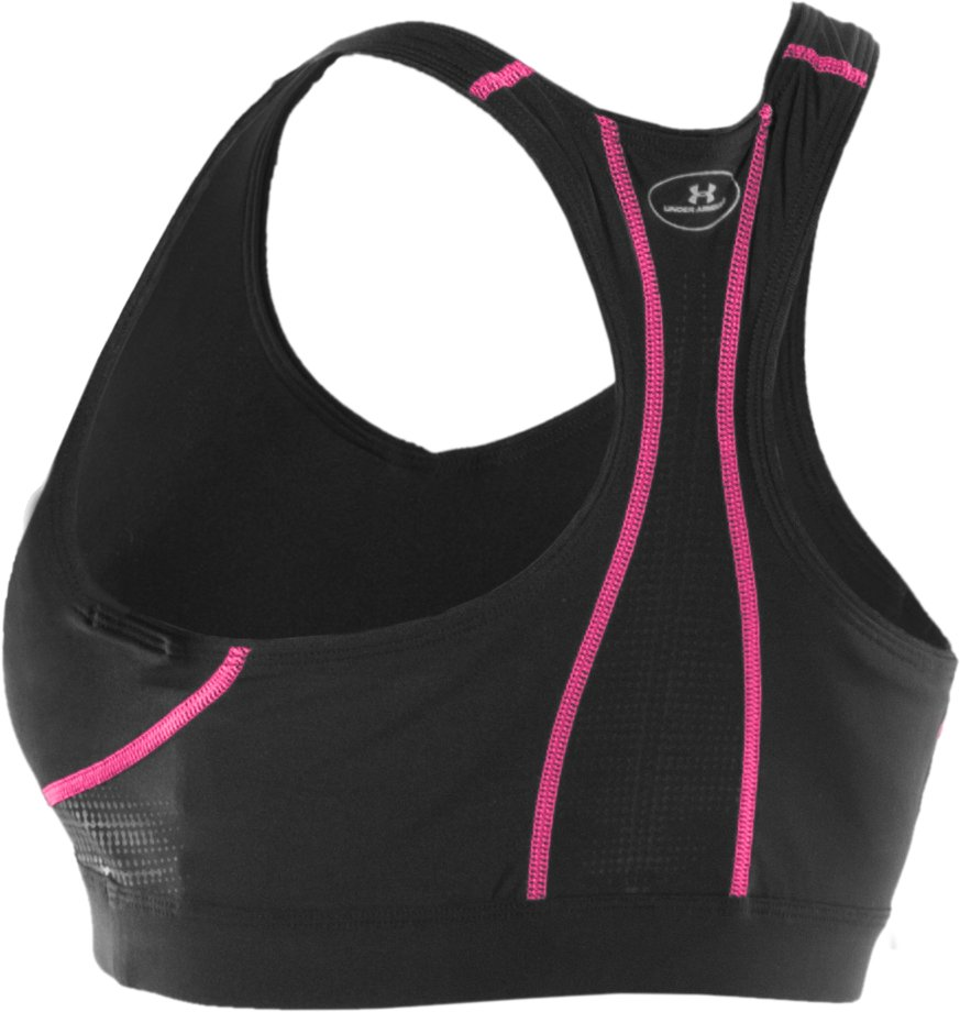 Women's Cobra Yoga Sports Bra, Black ,