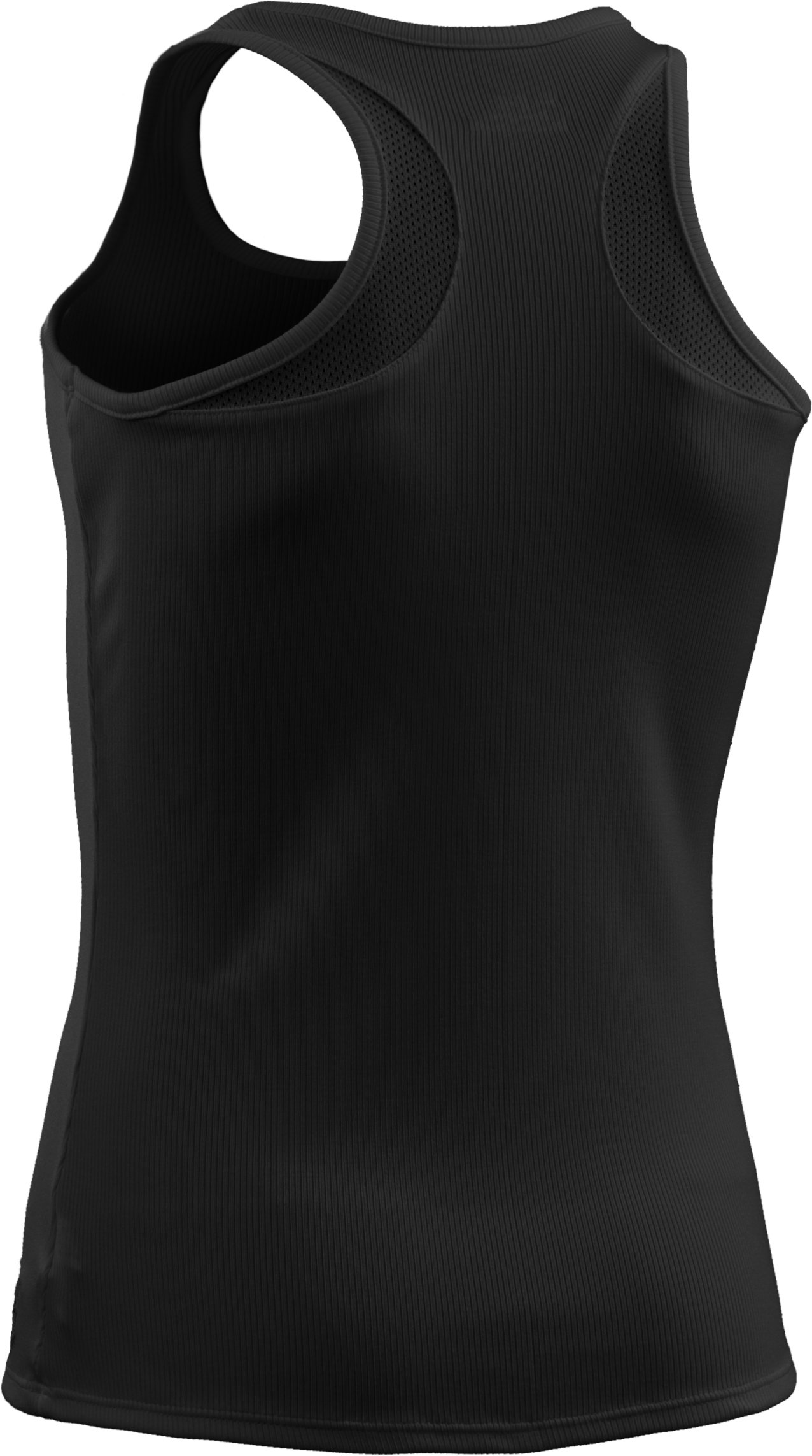 Girls' Victory Tank Top, Black