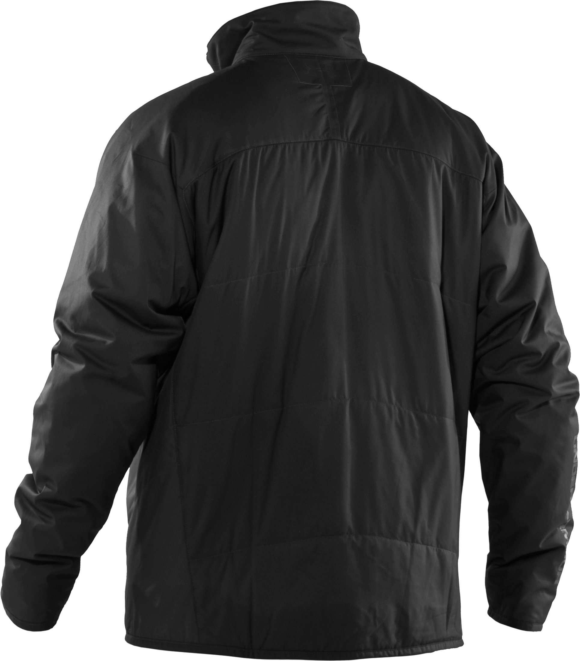 Men's ArmourLoft® Mountain Jacket, Black ,