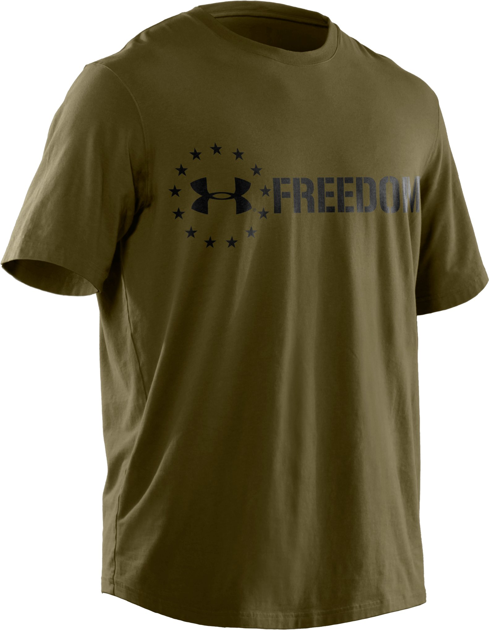 Men's Deployment T-Shirt, Marine OD Green, undefined