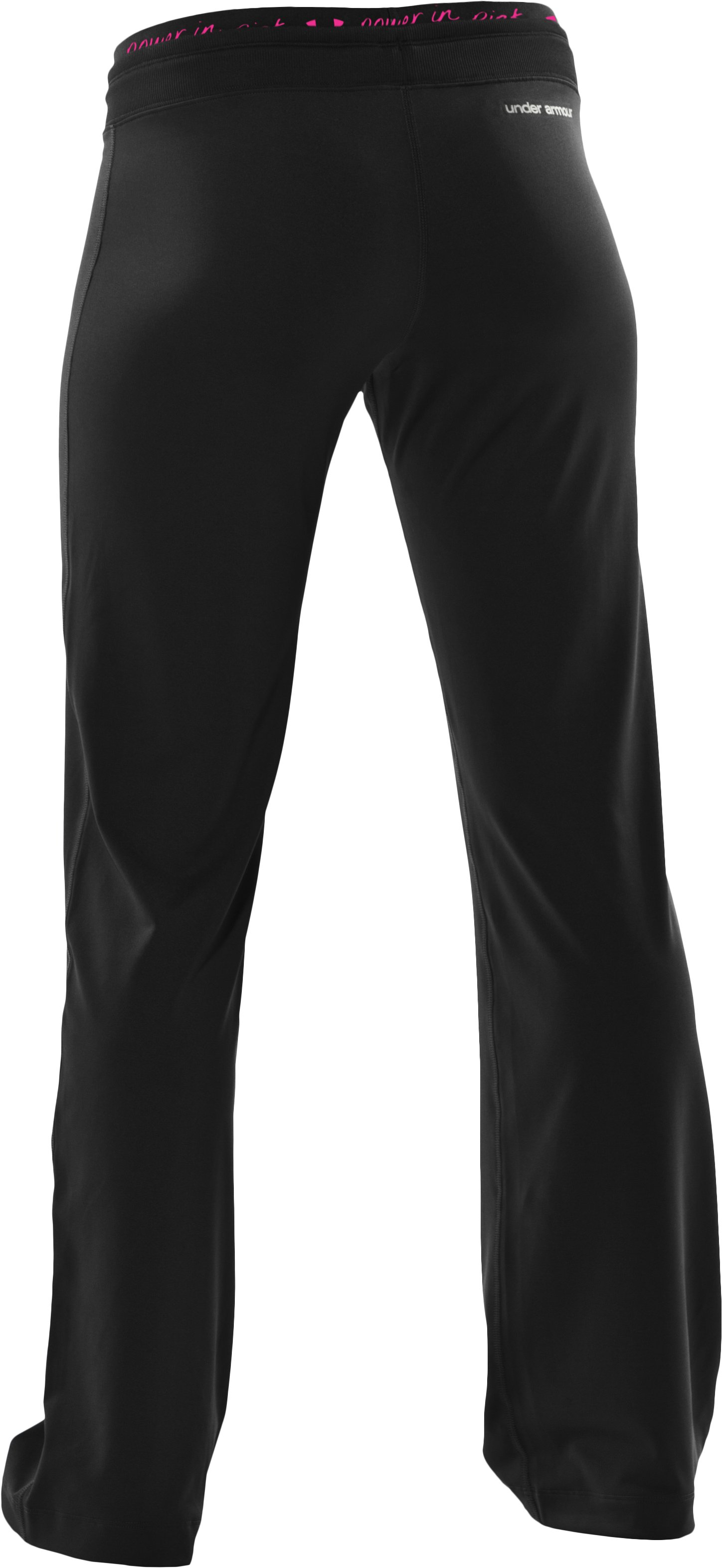 Women's PIP® Form-Fitted Workout Pants, Black