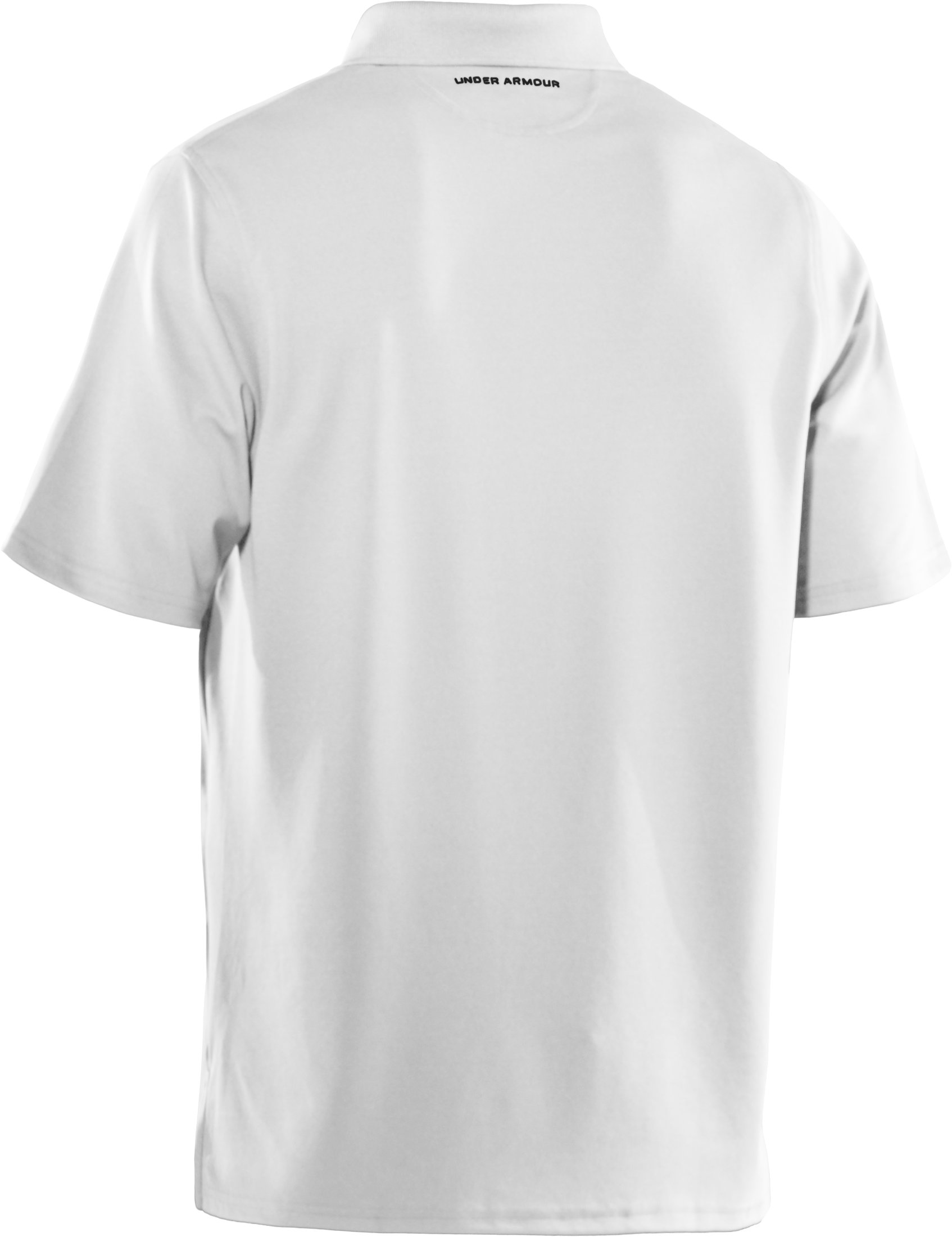 Men's UA Freedom Polo, White,