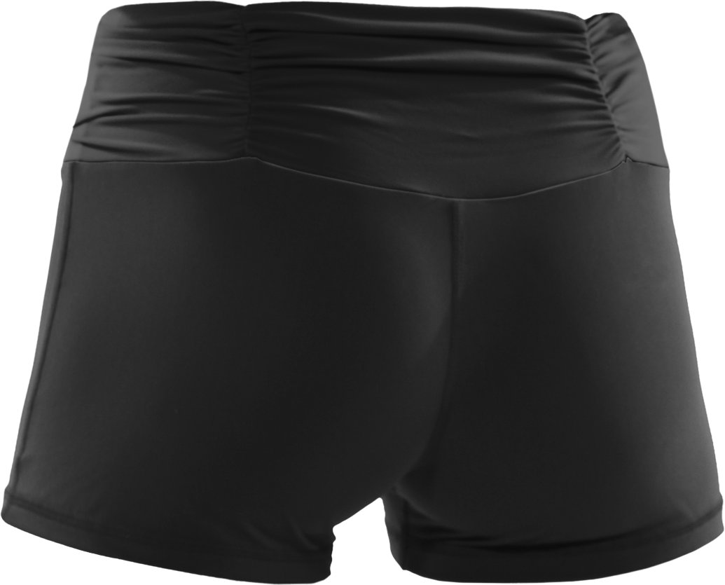 Women's Shatter Shorts, Black , undefined