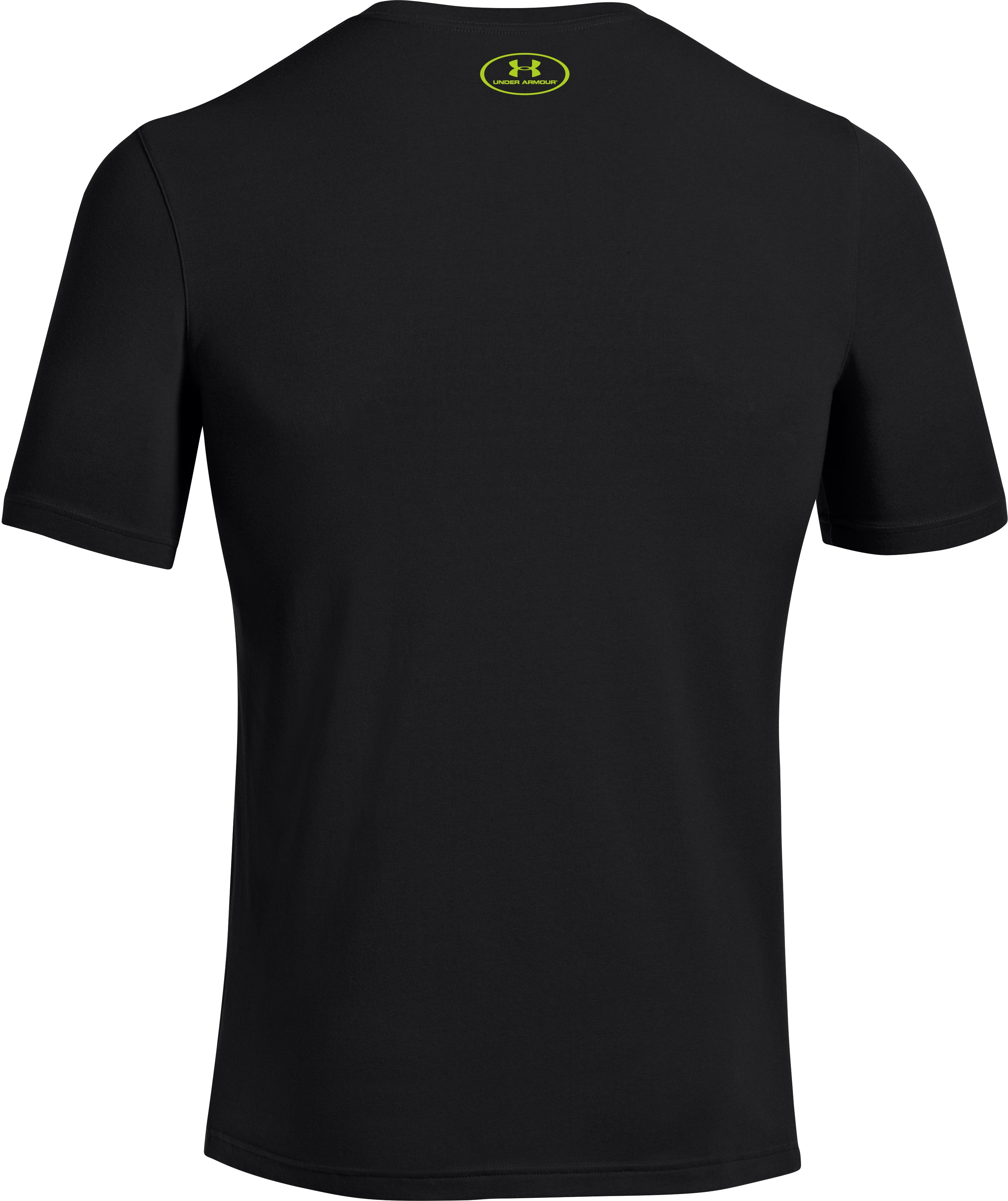 Men's UA Hunt Antler Logo T-Shirt, Black