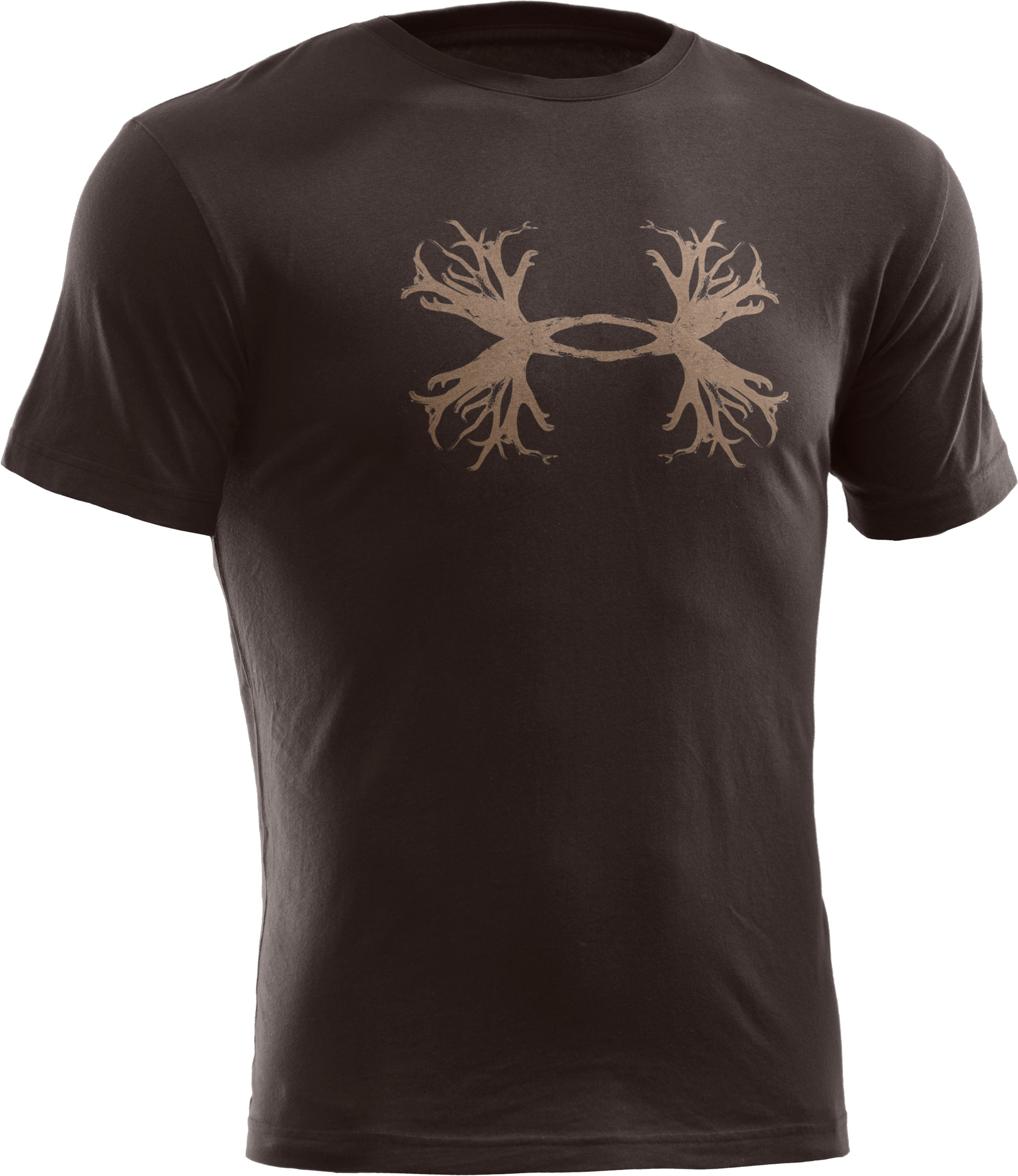Men's UA Hunt Antler Logo T-Shirt, Bureau