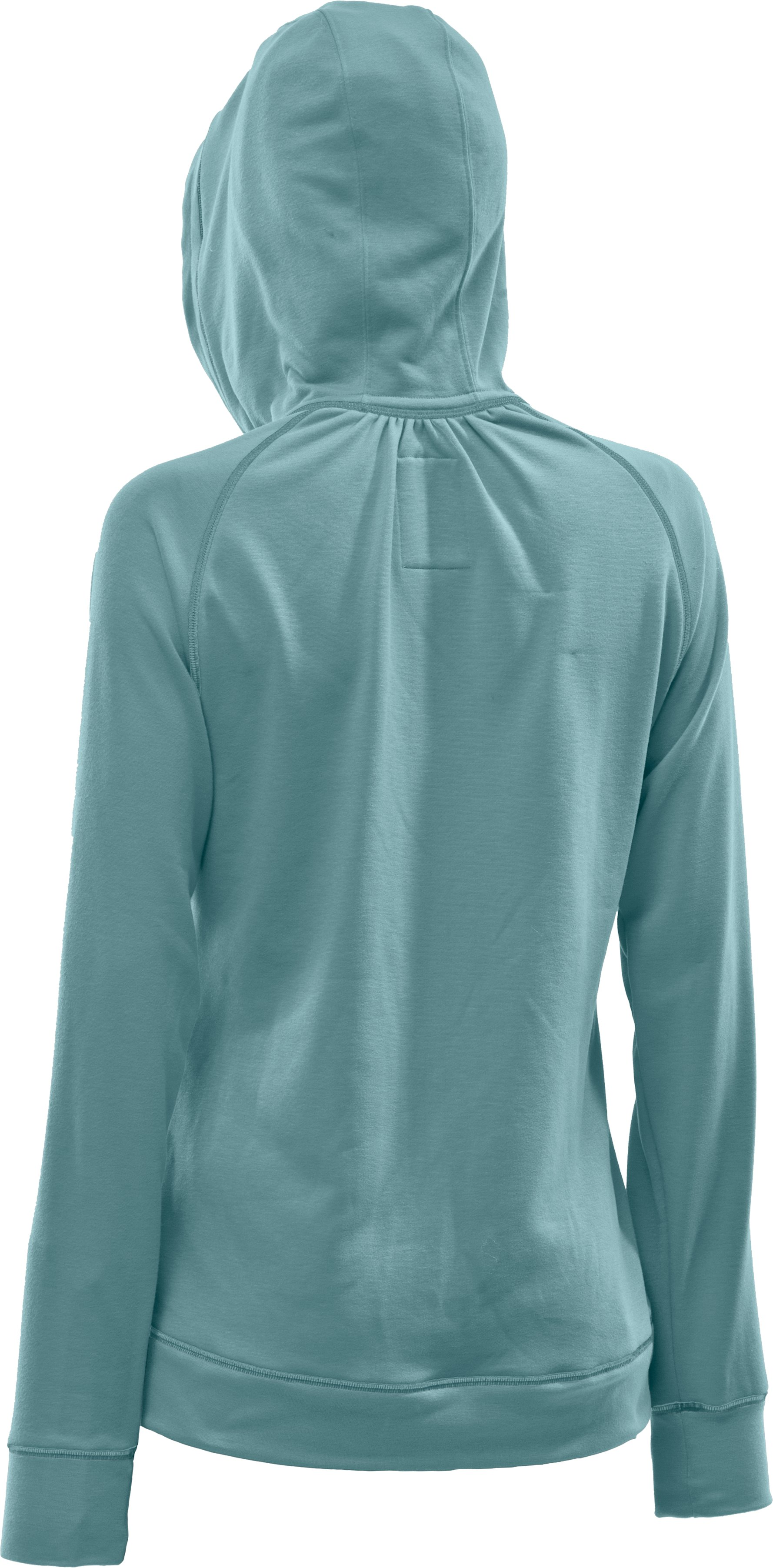 Women's Terry Hoodie, Seaport