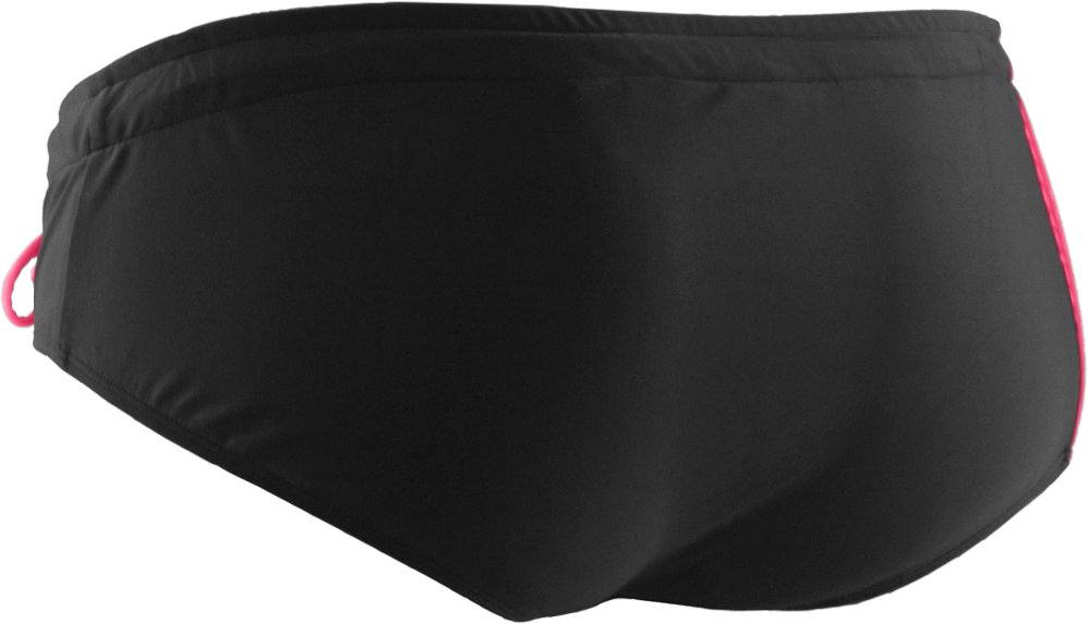 Women's UA Euro Boyshorts, Black