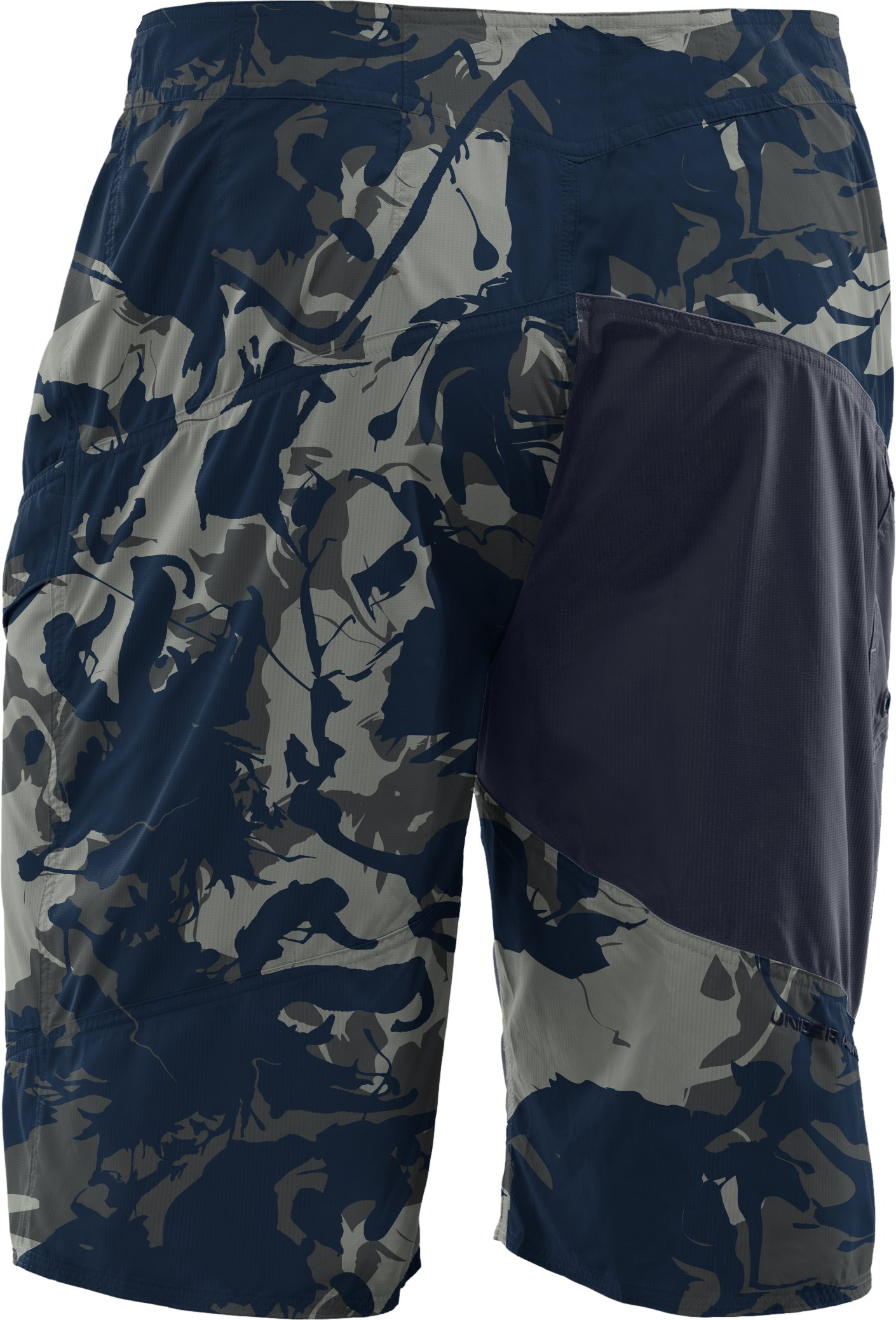 "Men's UA Harborwater 11"" Board Shorts, Battleship"